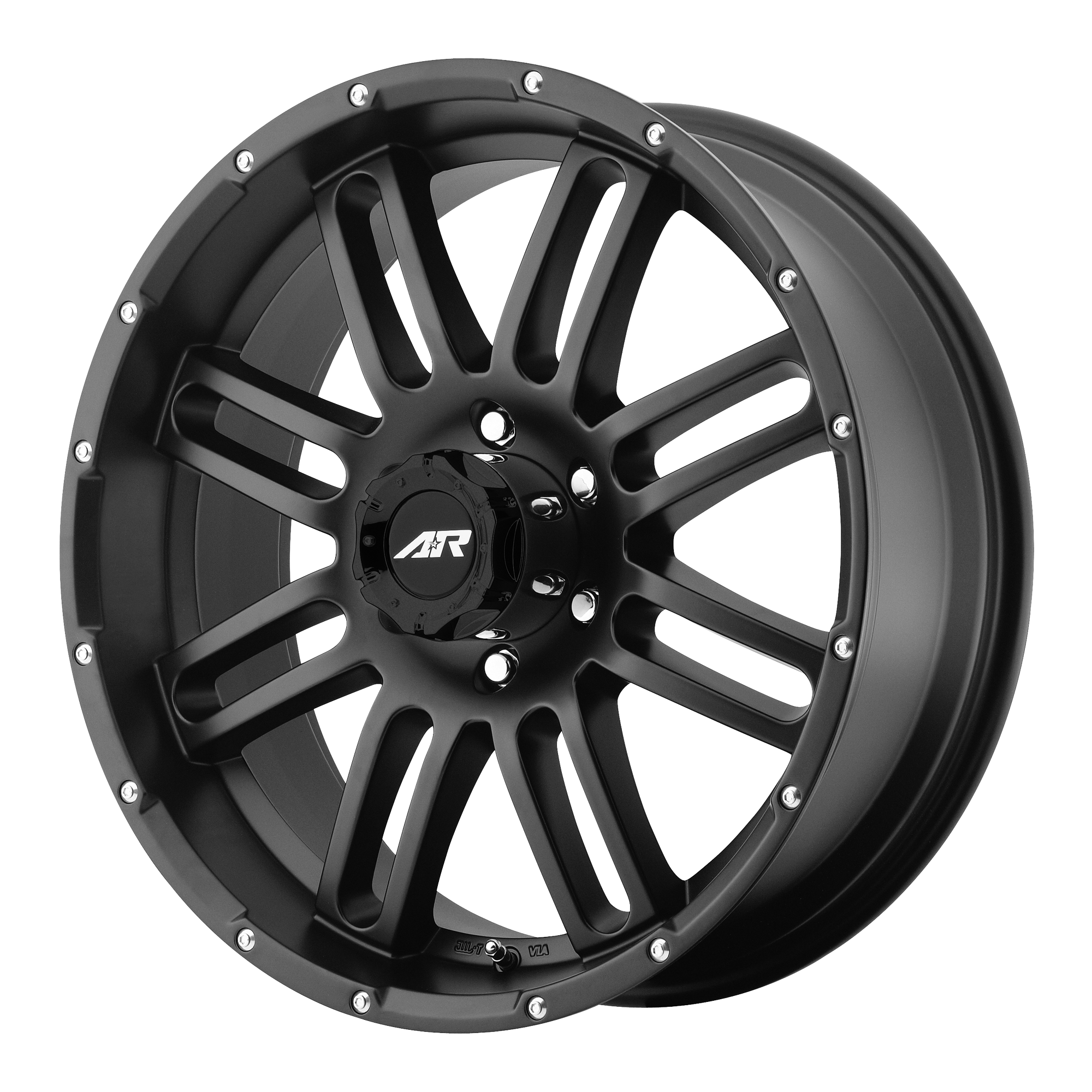 American Racing Wheels AR901 Black