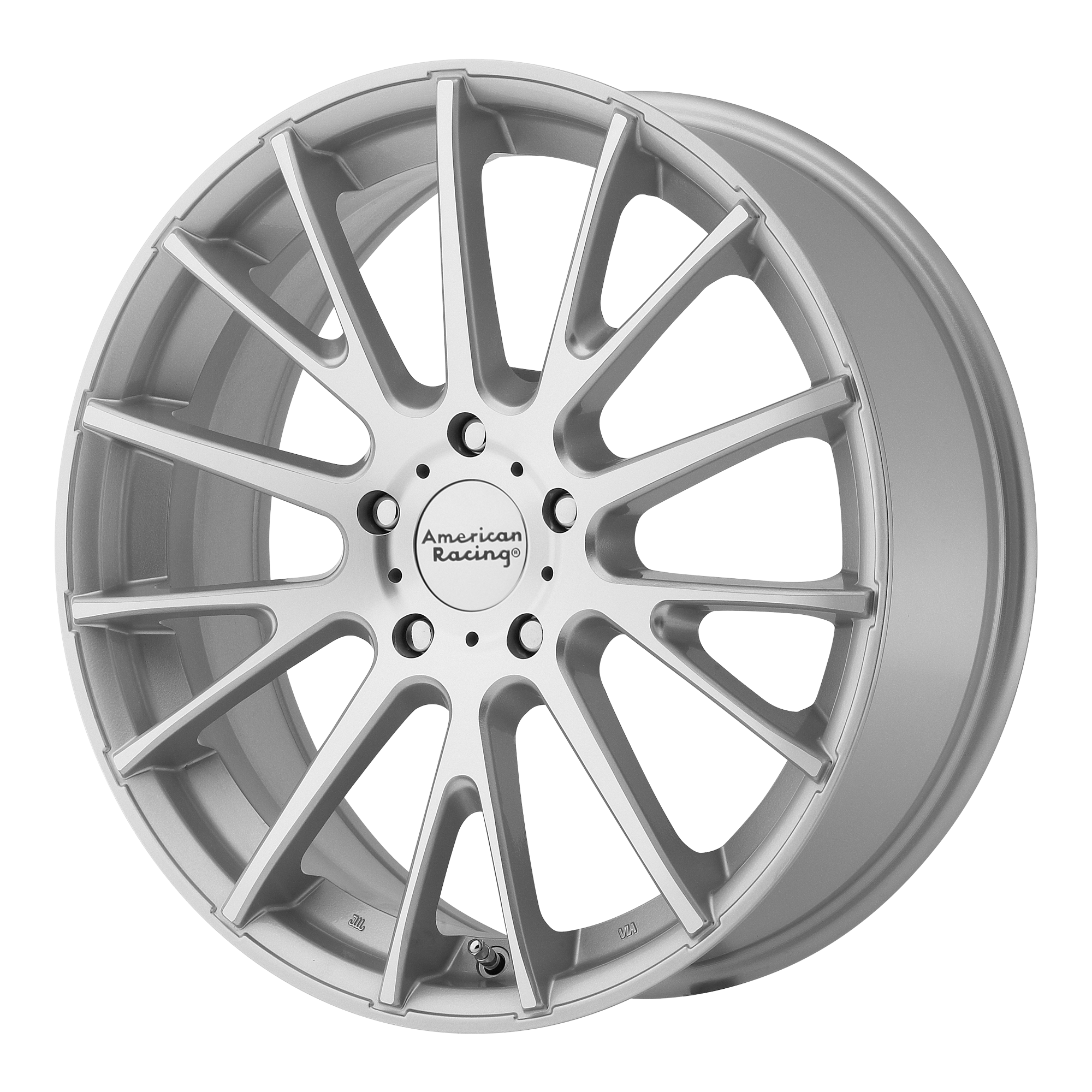 American Racing Wheels AR904 Machined