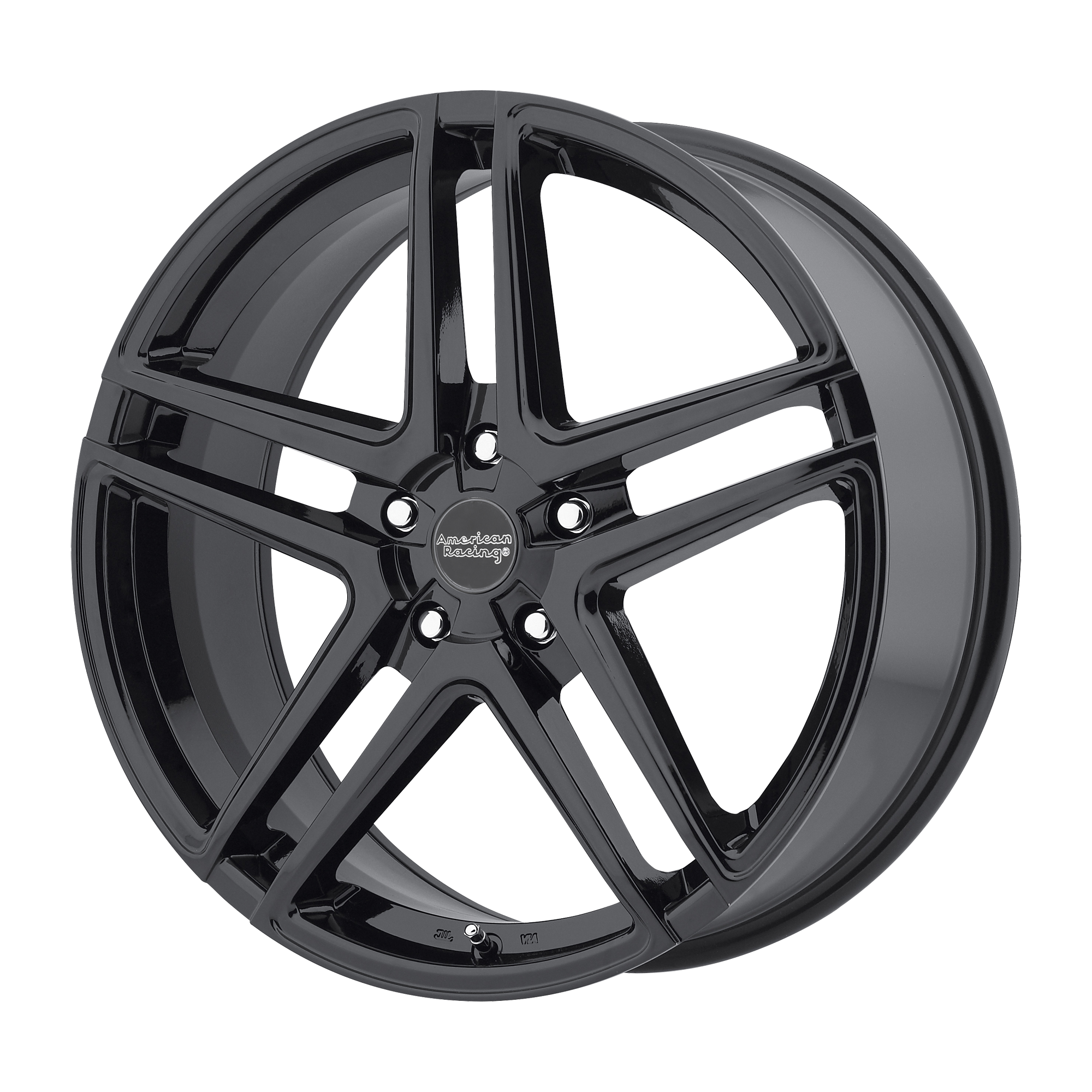 American Racing Wheels AR907 Black