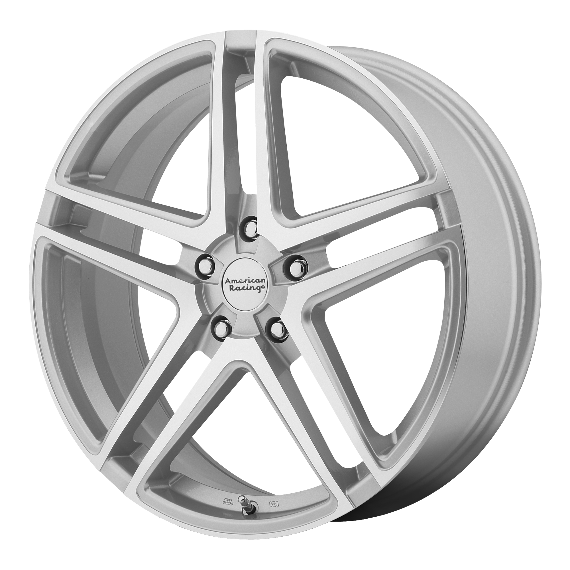 American Racing Wheels AR907 Machined