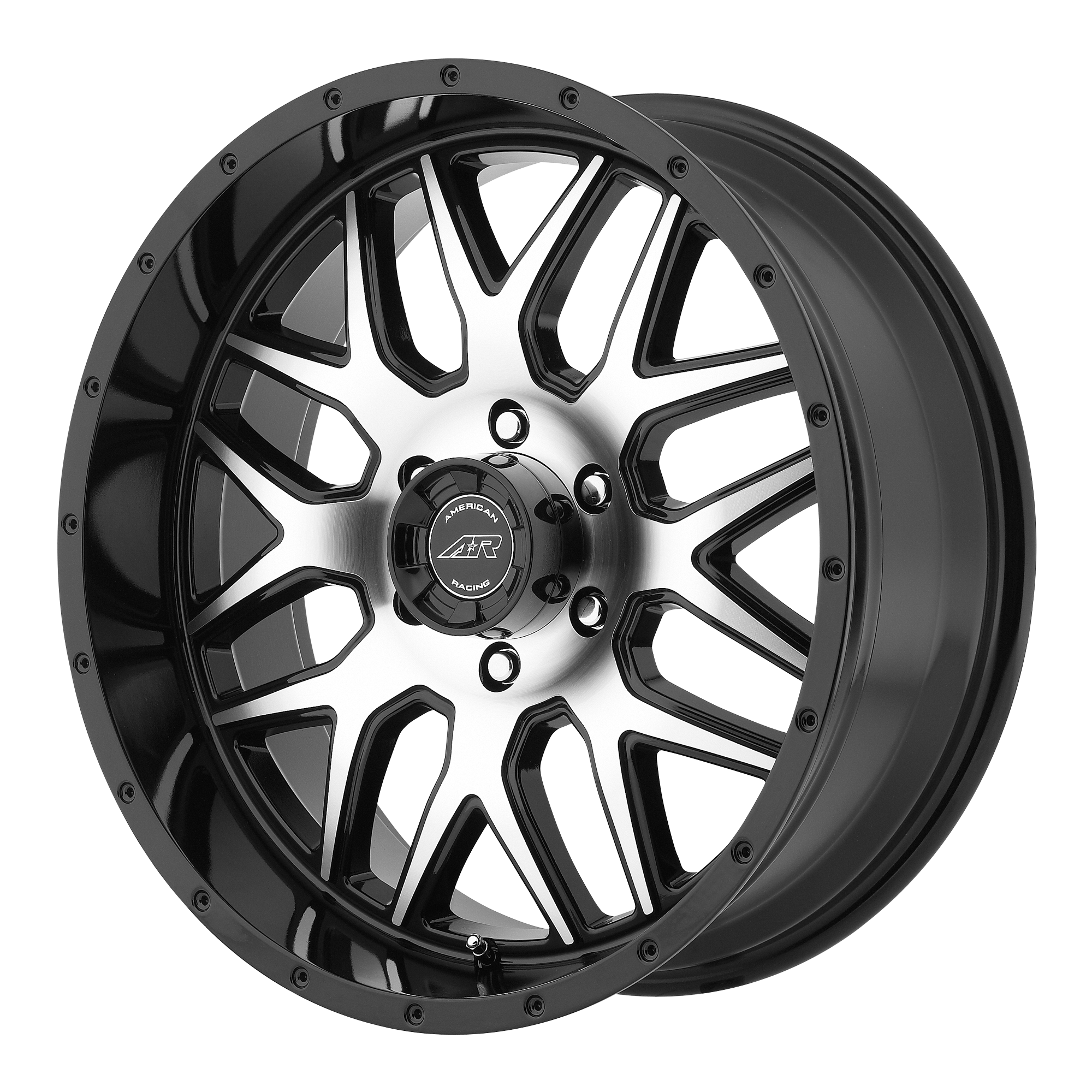 American Racing Wheels AR910 Machined