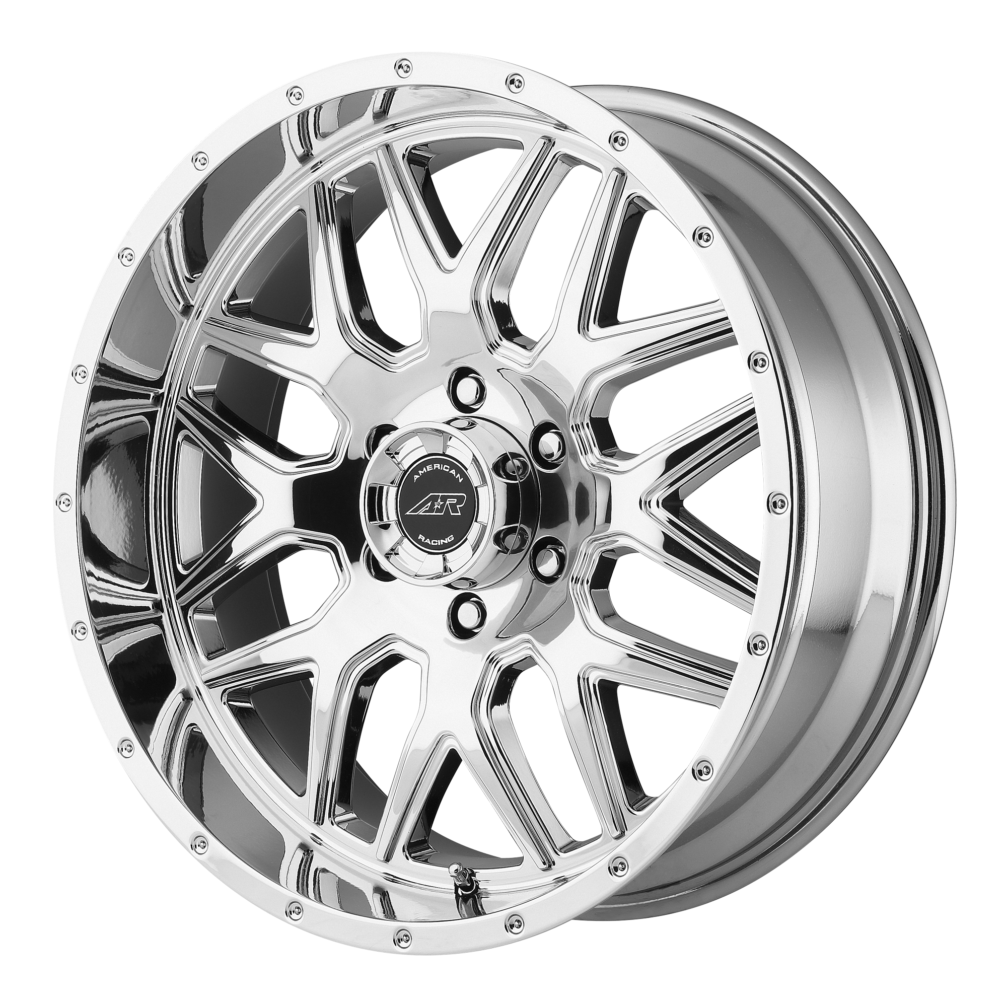 American Racing Wheels AR910 Chrome