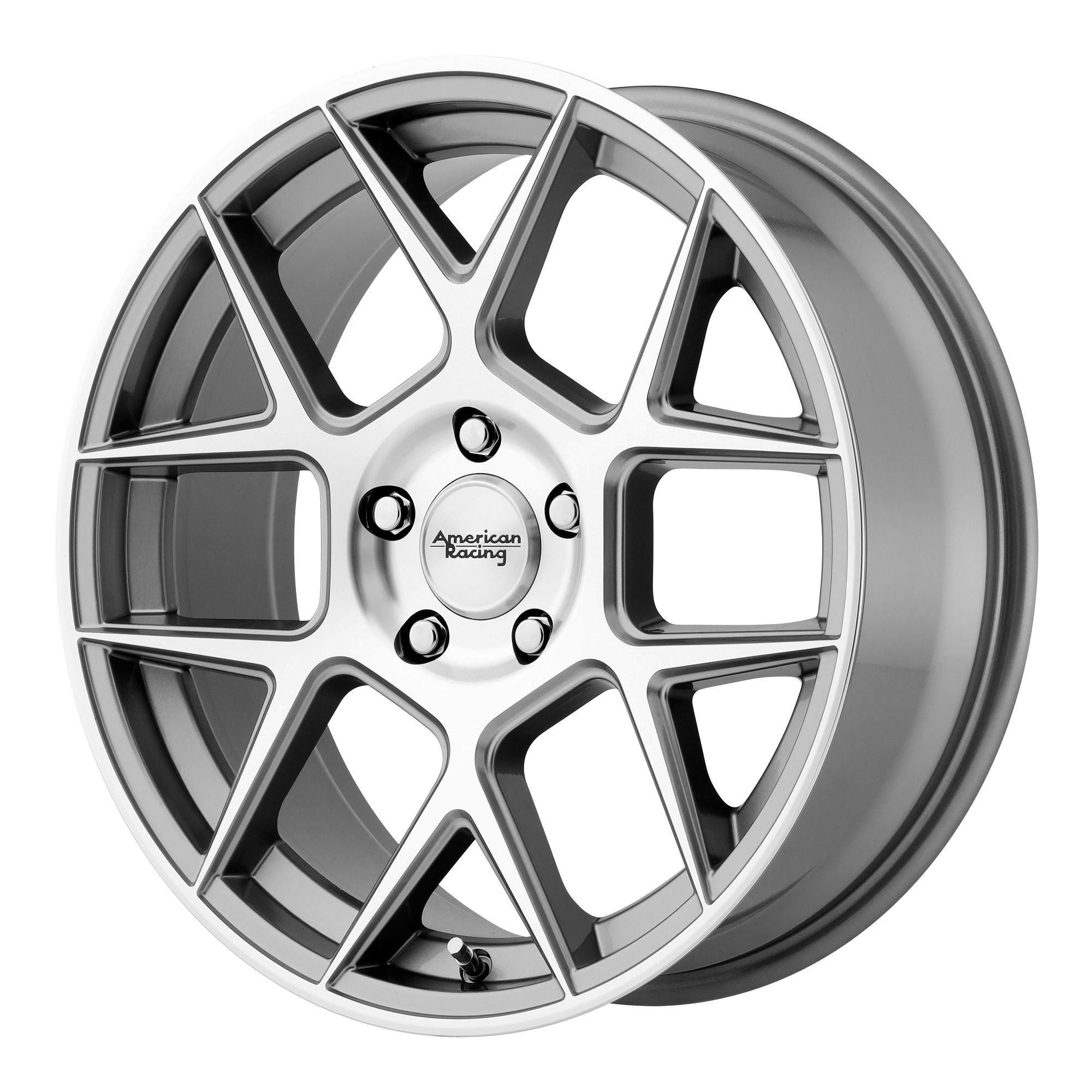 American Racing Wheels AR913 APEX Machined