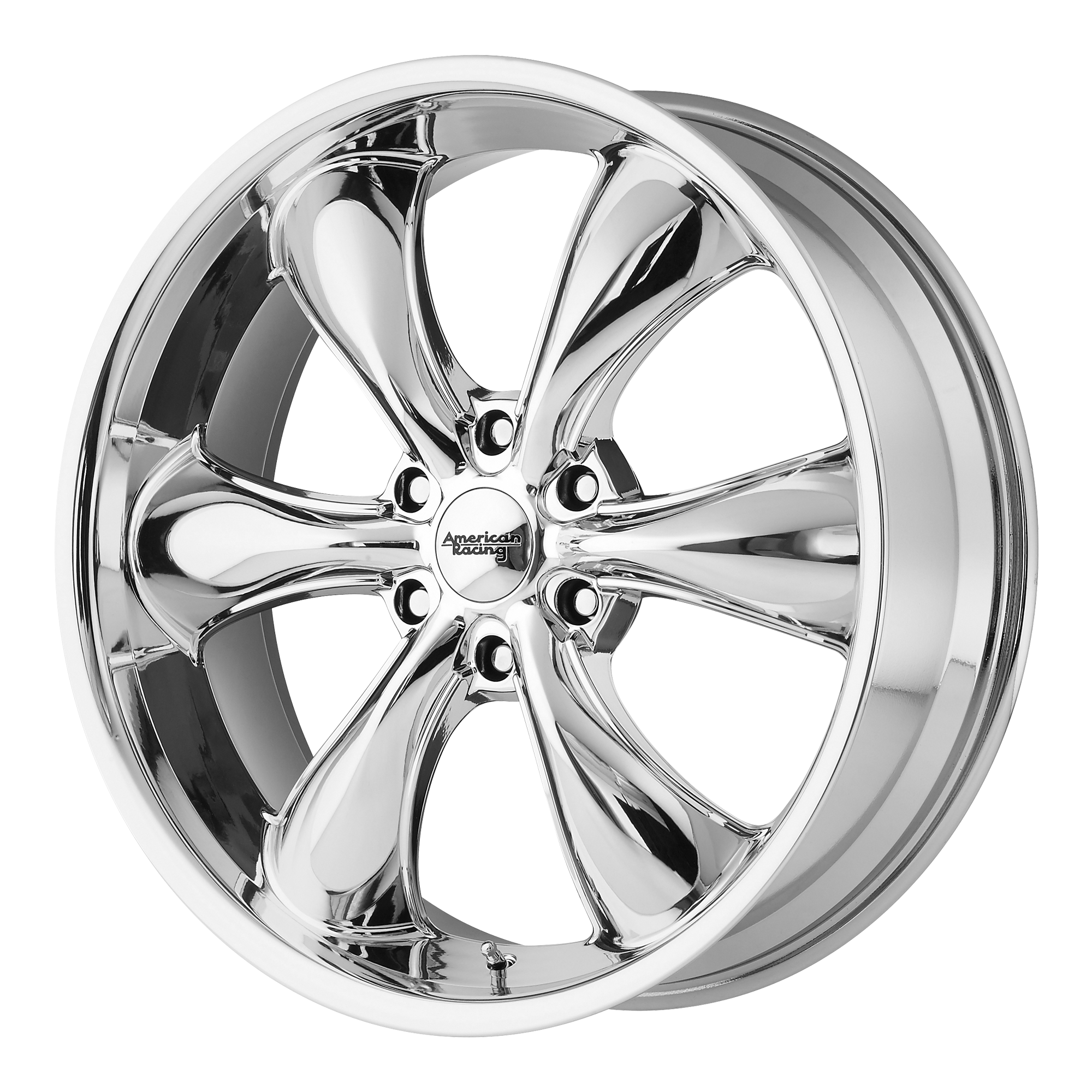 American Racing Wheels AR914 TT60 TRUCK Chrome