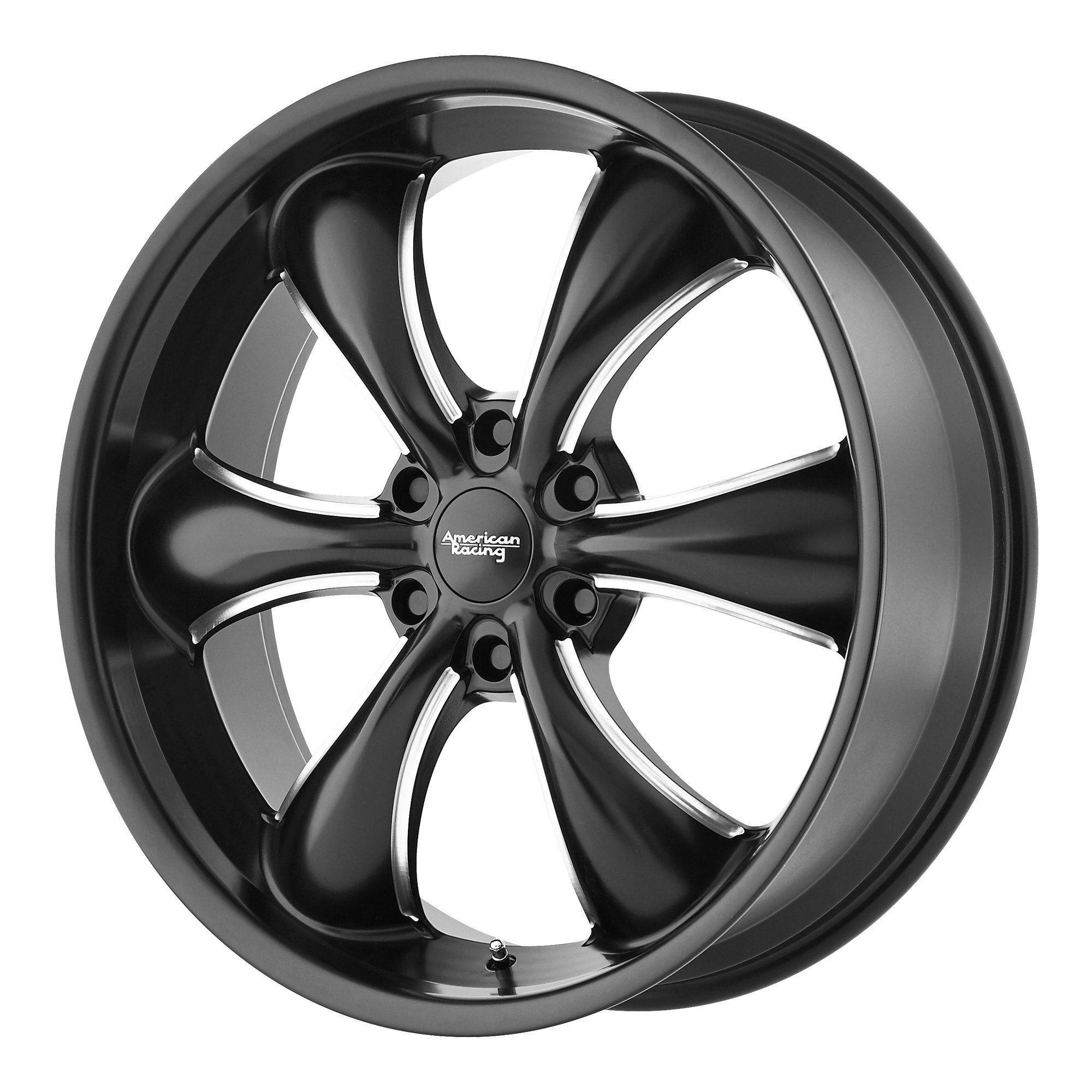 American Racing Wheels AR914 TT60 TRUCK Black