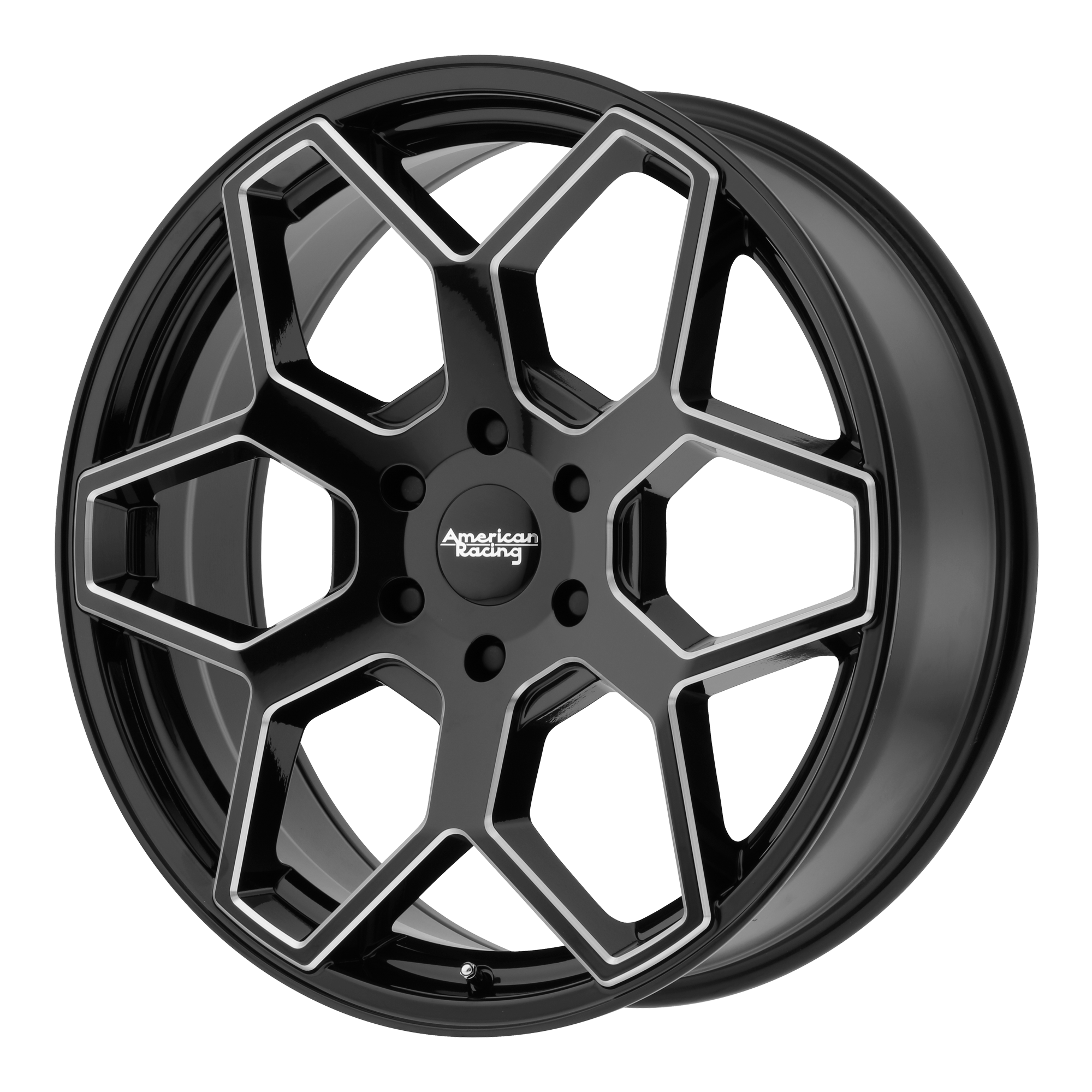 American Racing Wheels AR916 Black