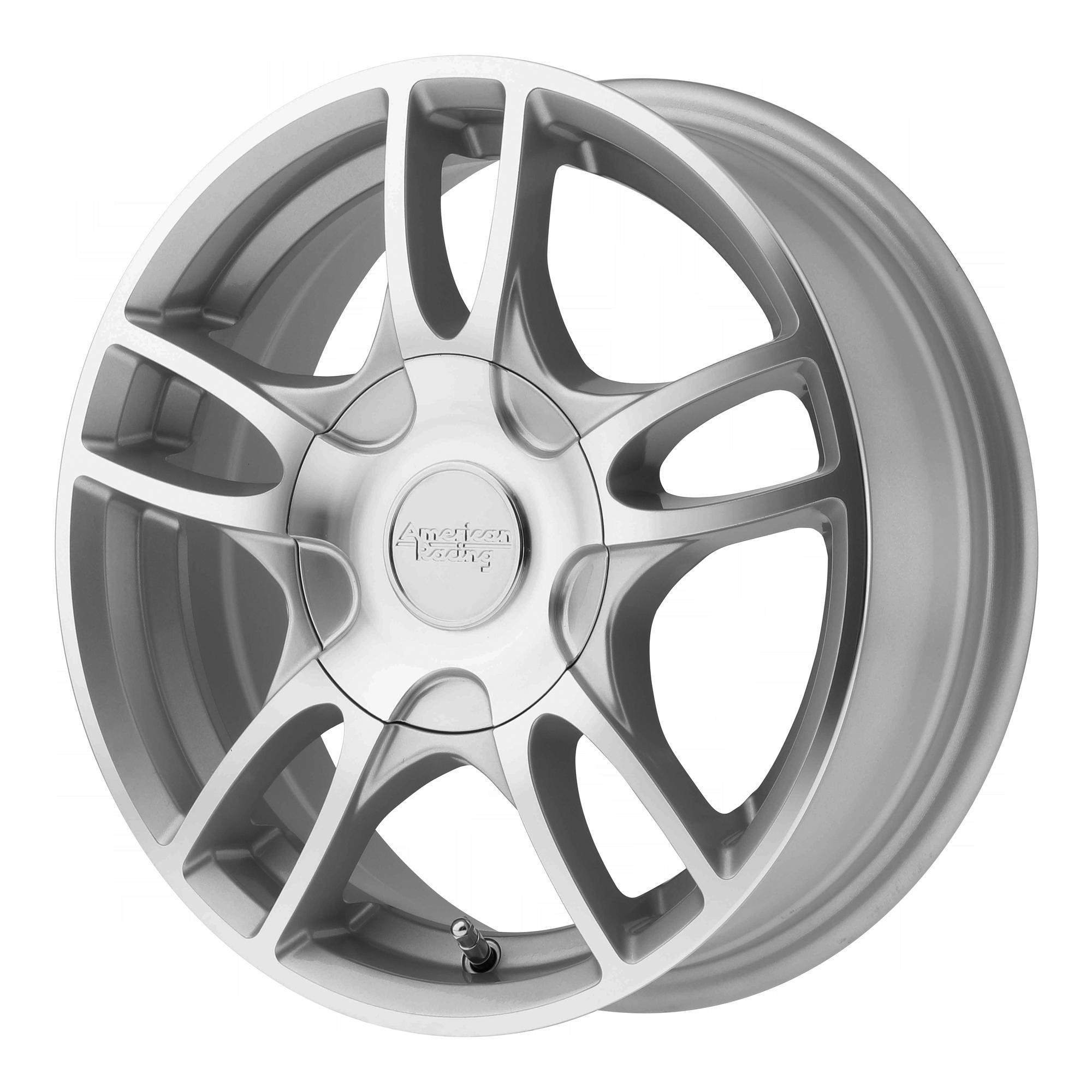 American Racing Wheels AR919 ESTRELLA 2 Silver