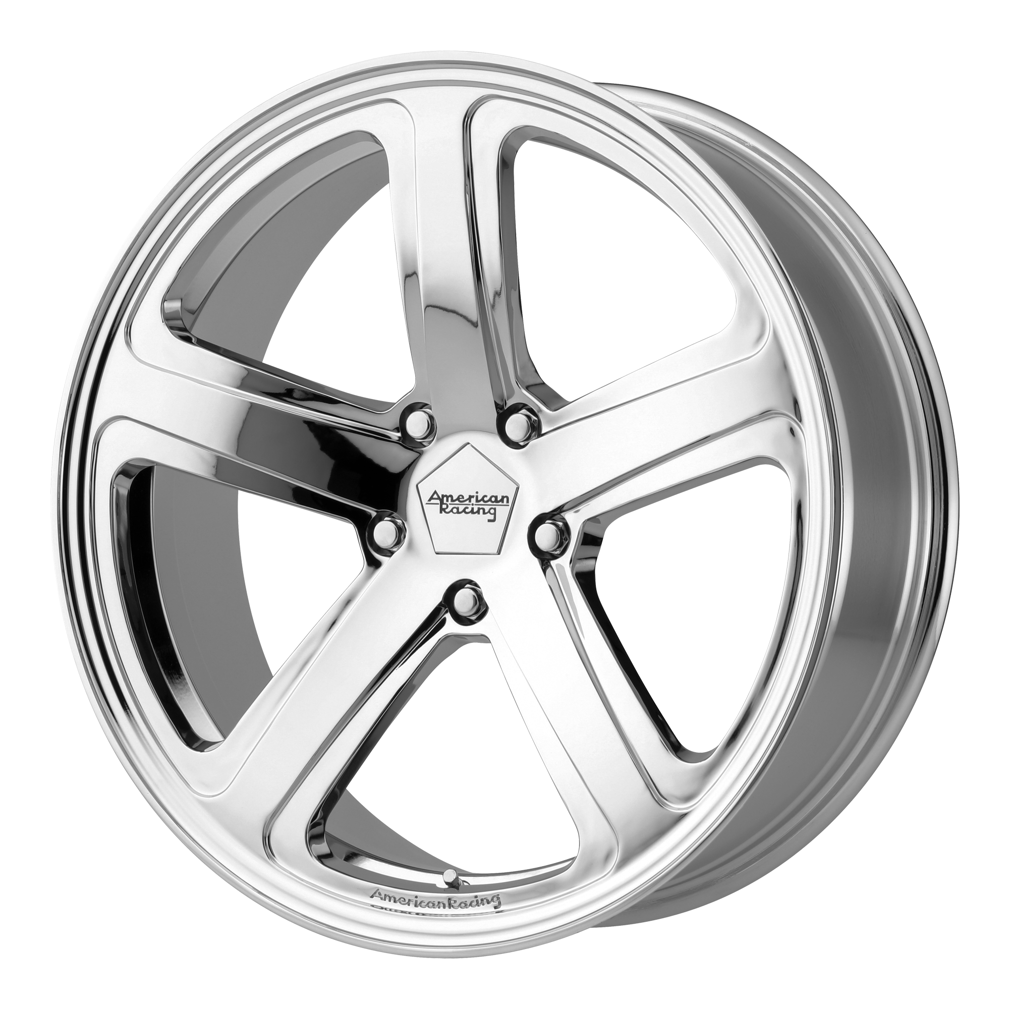 American Racing Wheels AR922 HOT LAP Chrome