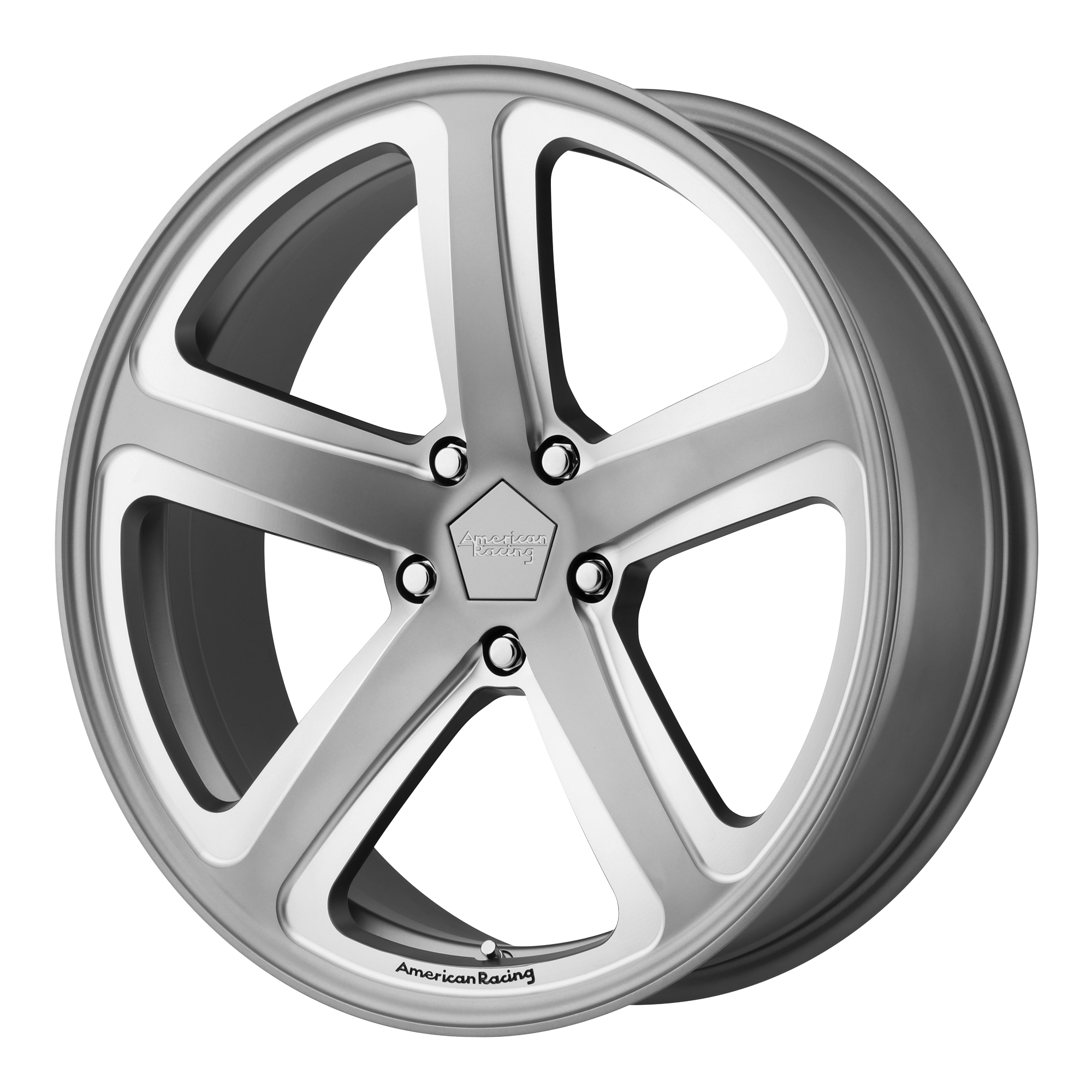 American Racing Wheels AR922 HOT LAP Gray