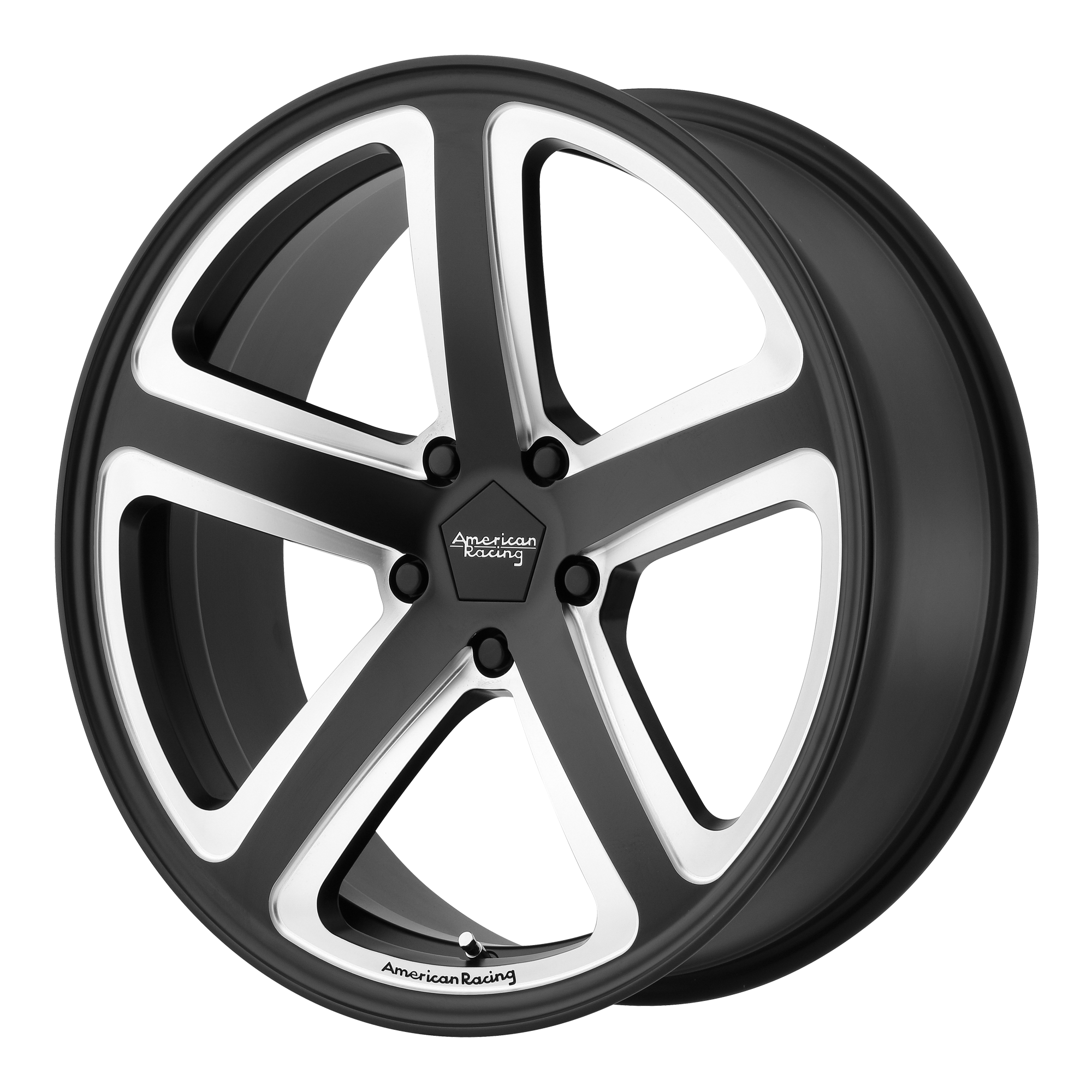 American Racing Wheels AR922 HOT LAP Black