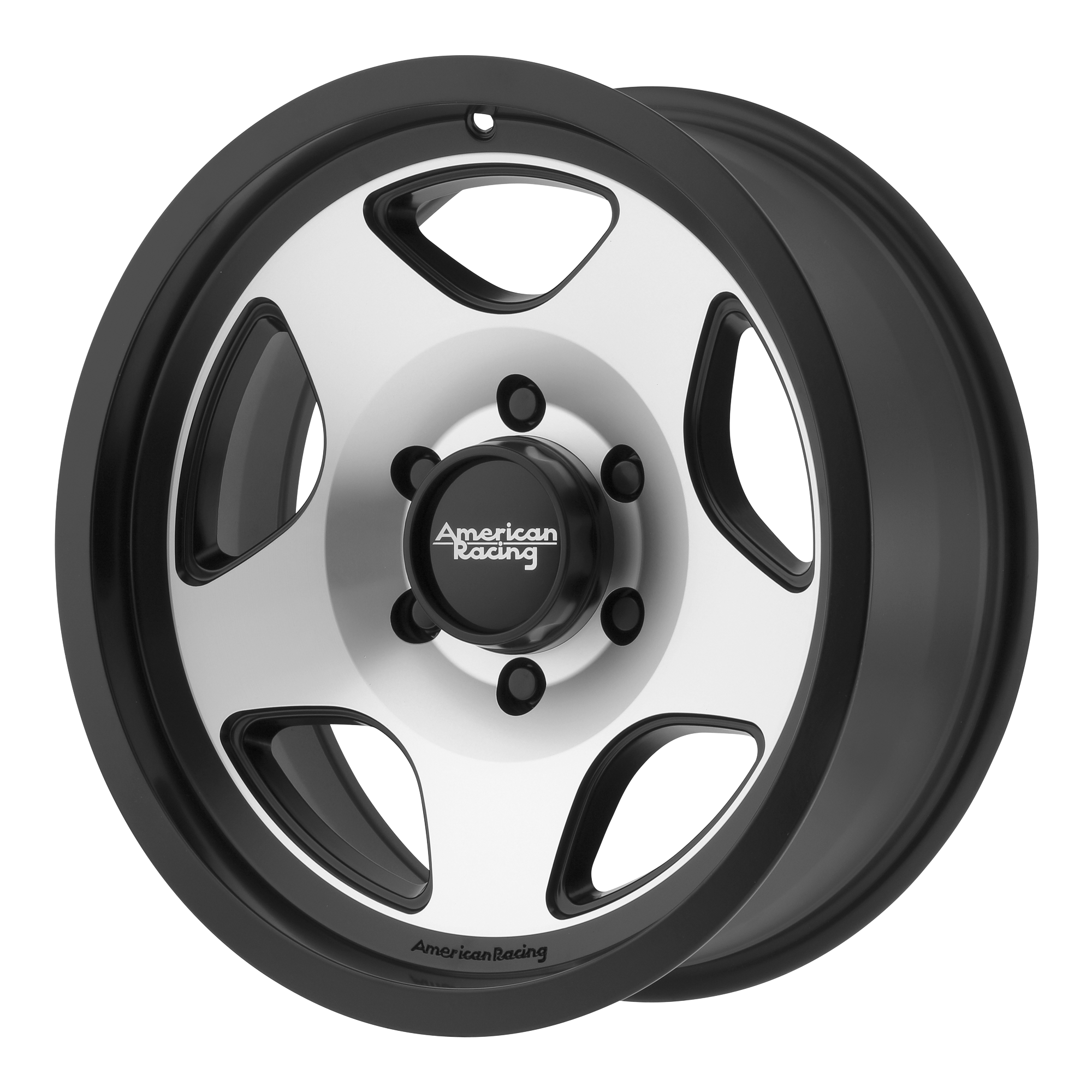 17x8 American Racing Wheels AR923 MOD 12 Black