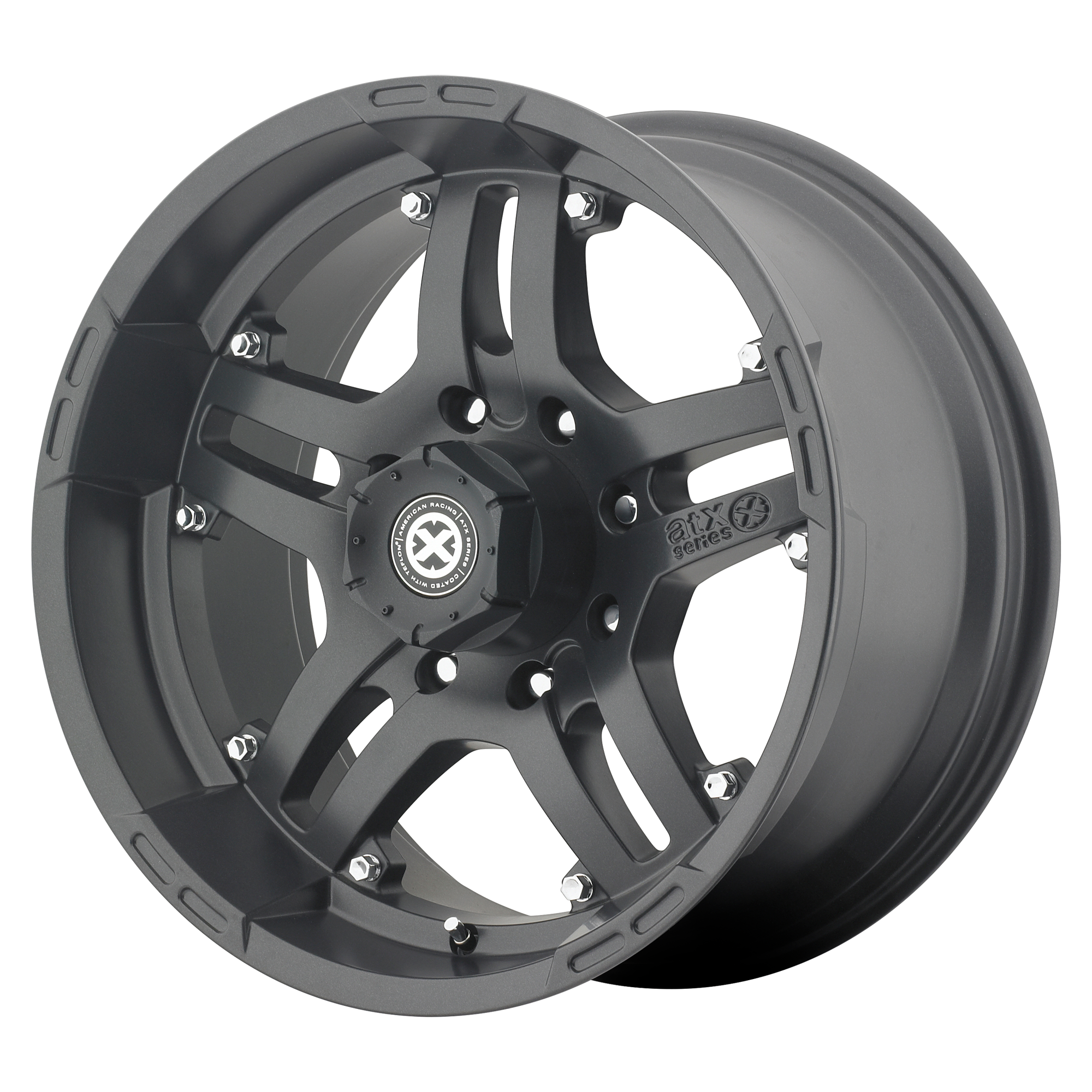 ATX Series Offroad Wheels ARTILLERY Textured Black