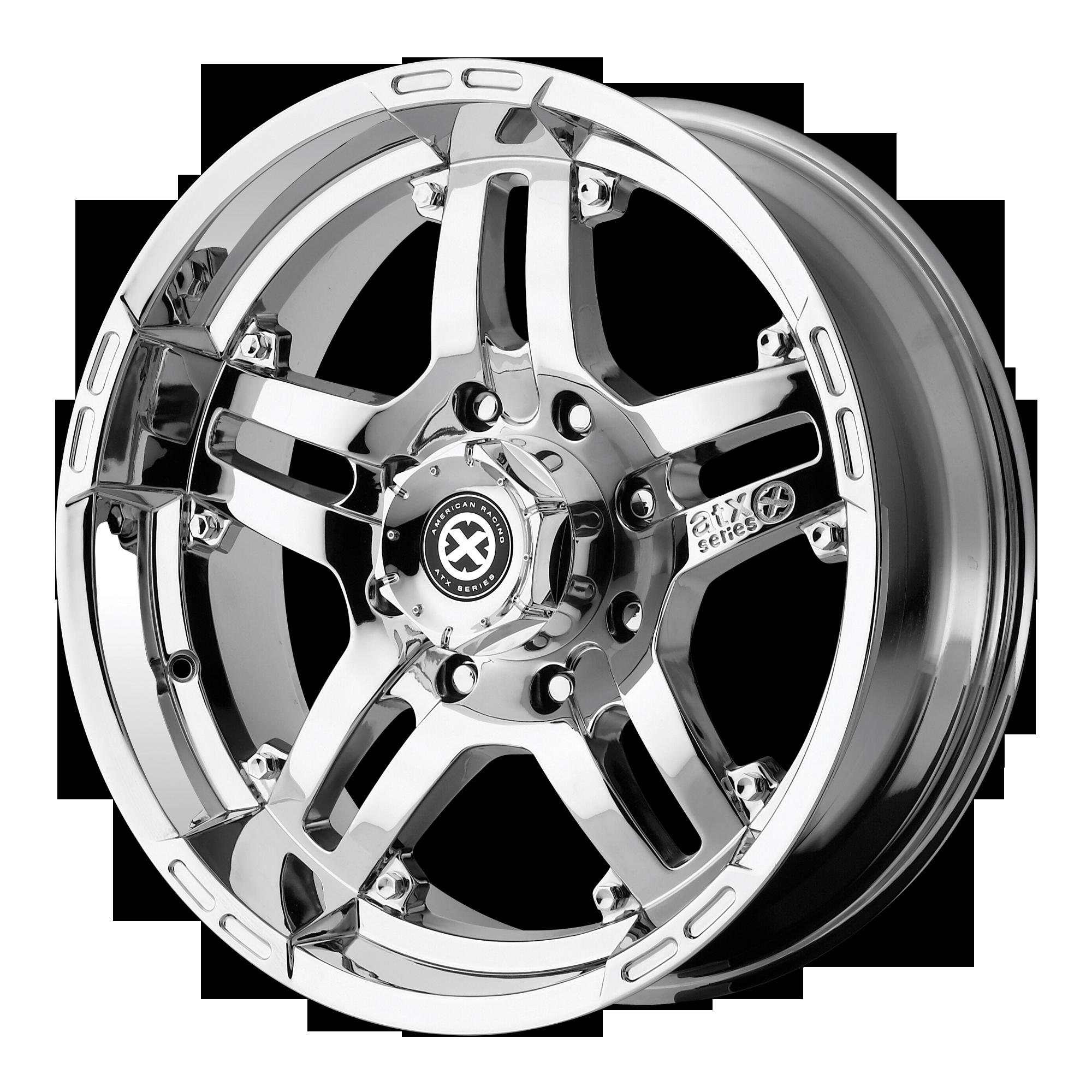 ATX Series Offroad Wheels ARTILLERY PVD