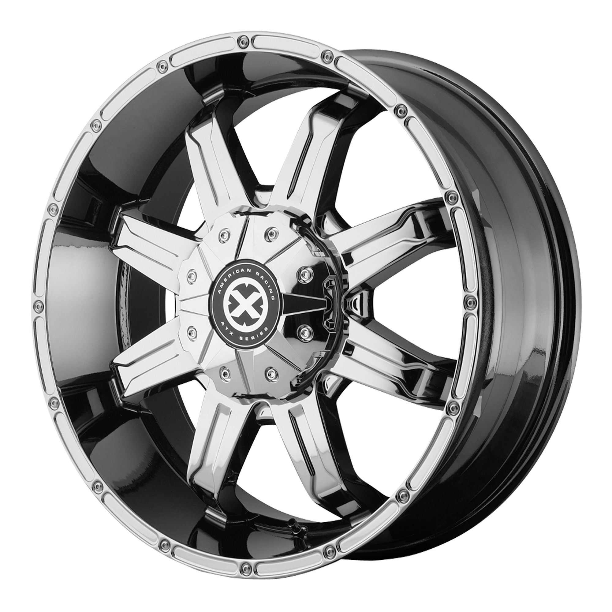 ATX Series Offroad Wheels BLADE PVD