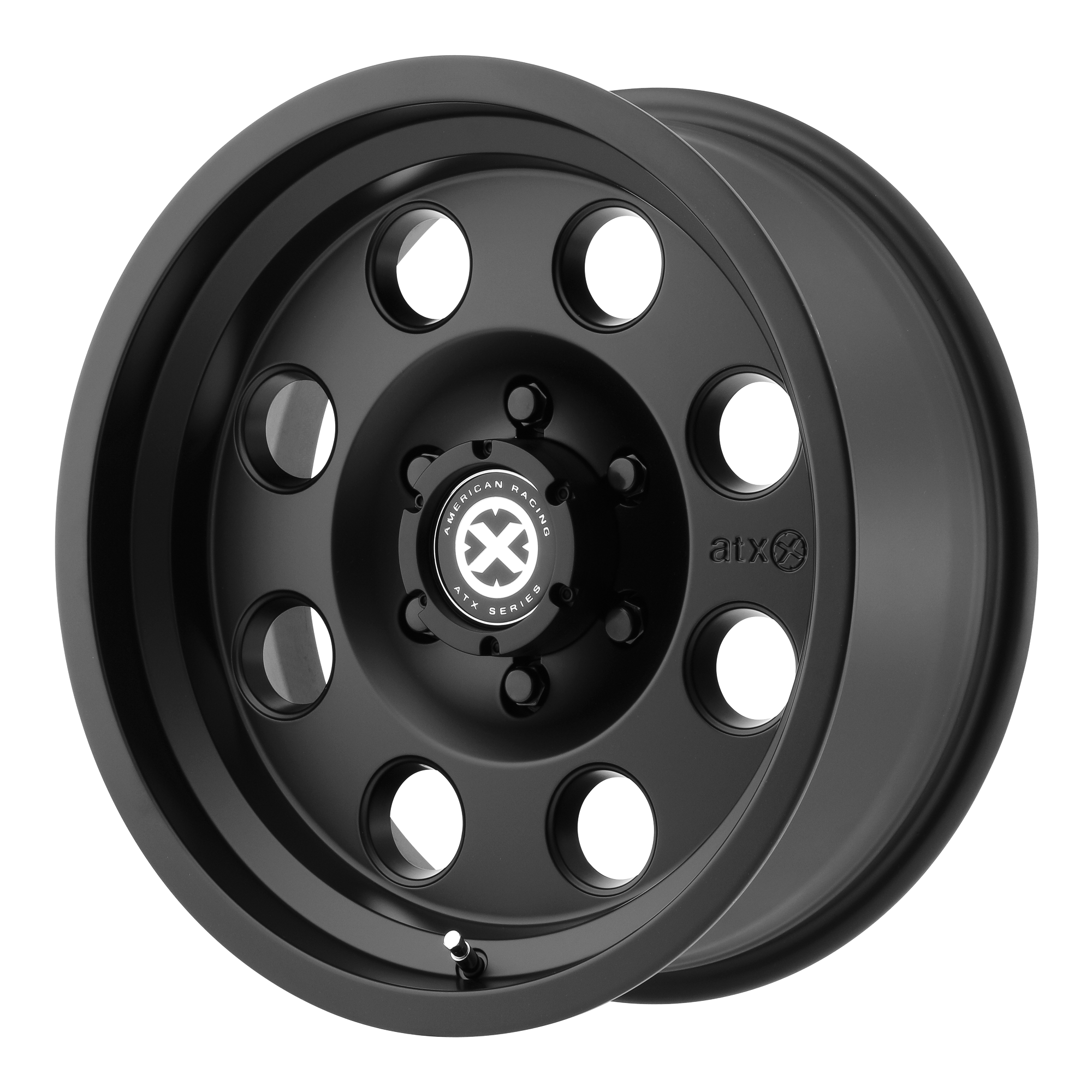 ATX Series Offroad Wheels MOJAVE II Satin Black