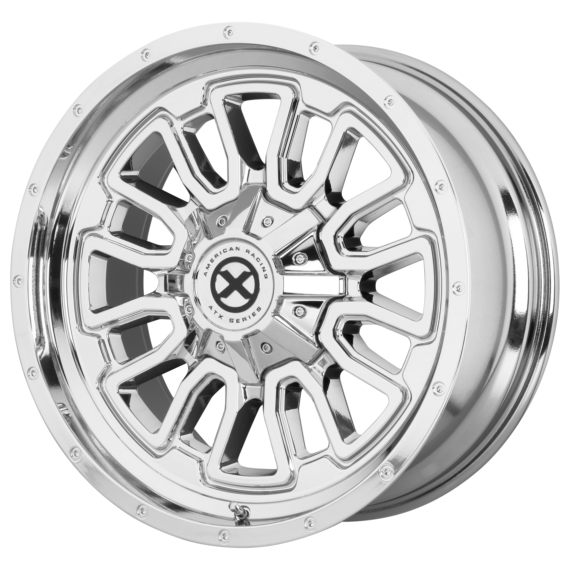 ATX Series Offroad Wheels AX203 PVD