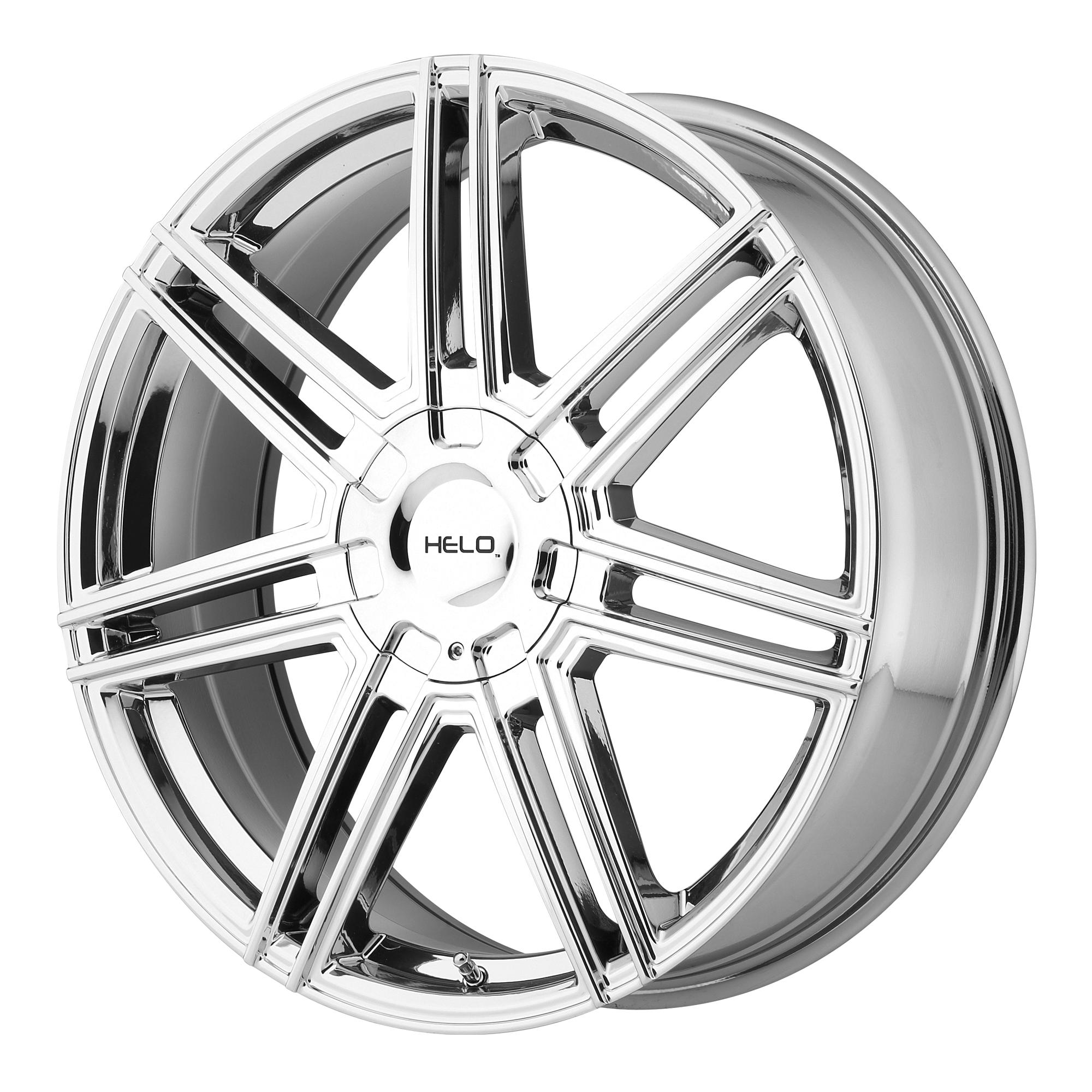 Helo Wheels HE884 PVD
