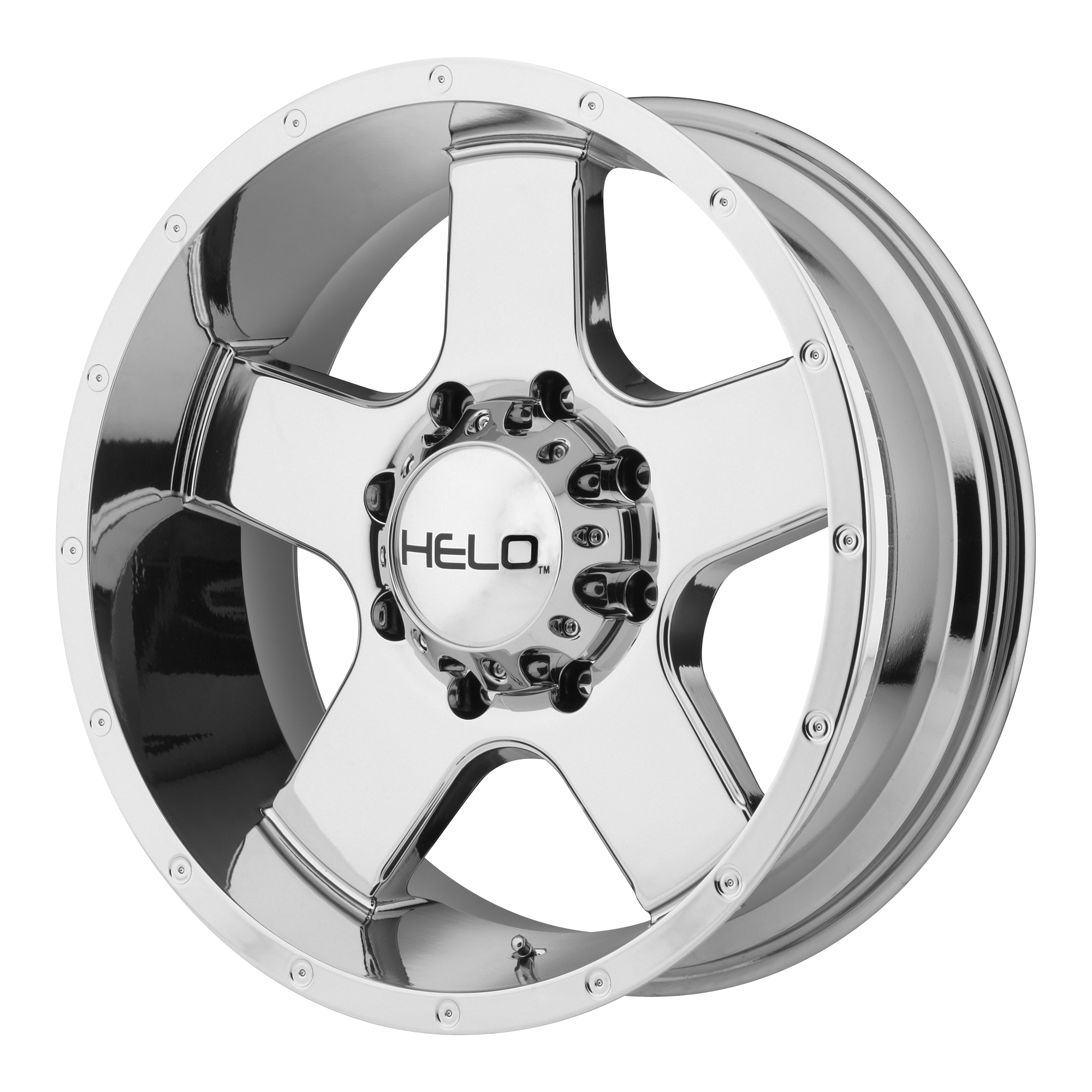 Helo Wheels HE886 PVD