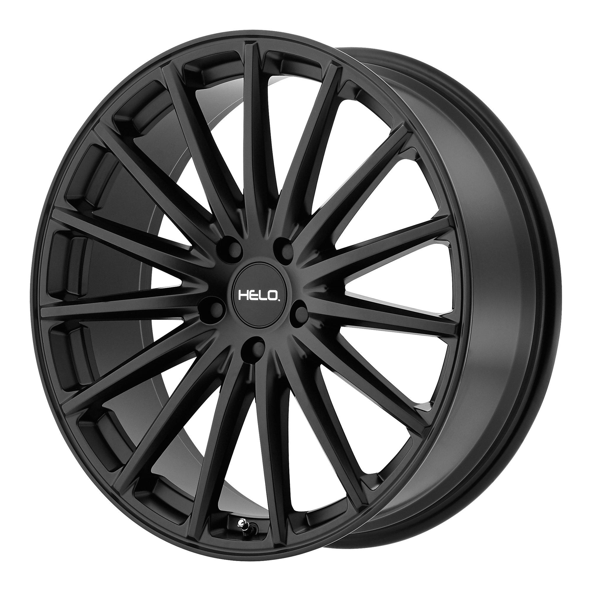 Helo Wheels HE894 Satin Black