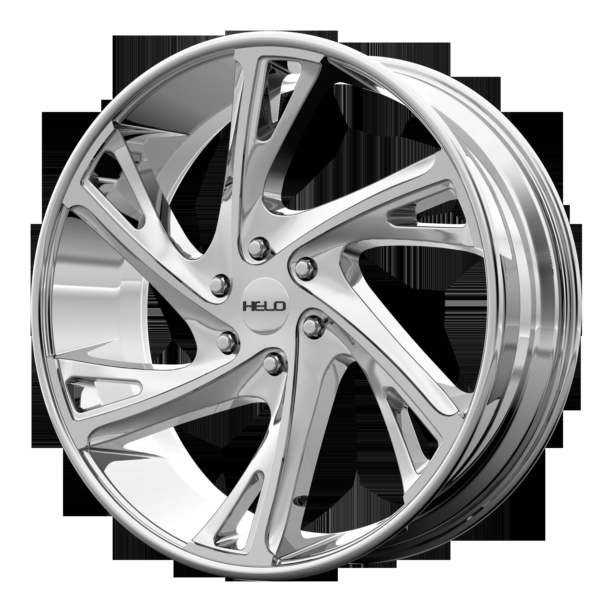 Helo Wheels HE903 Chrome