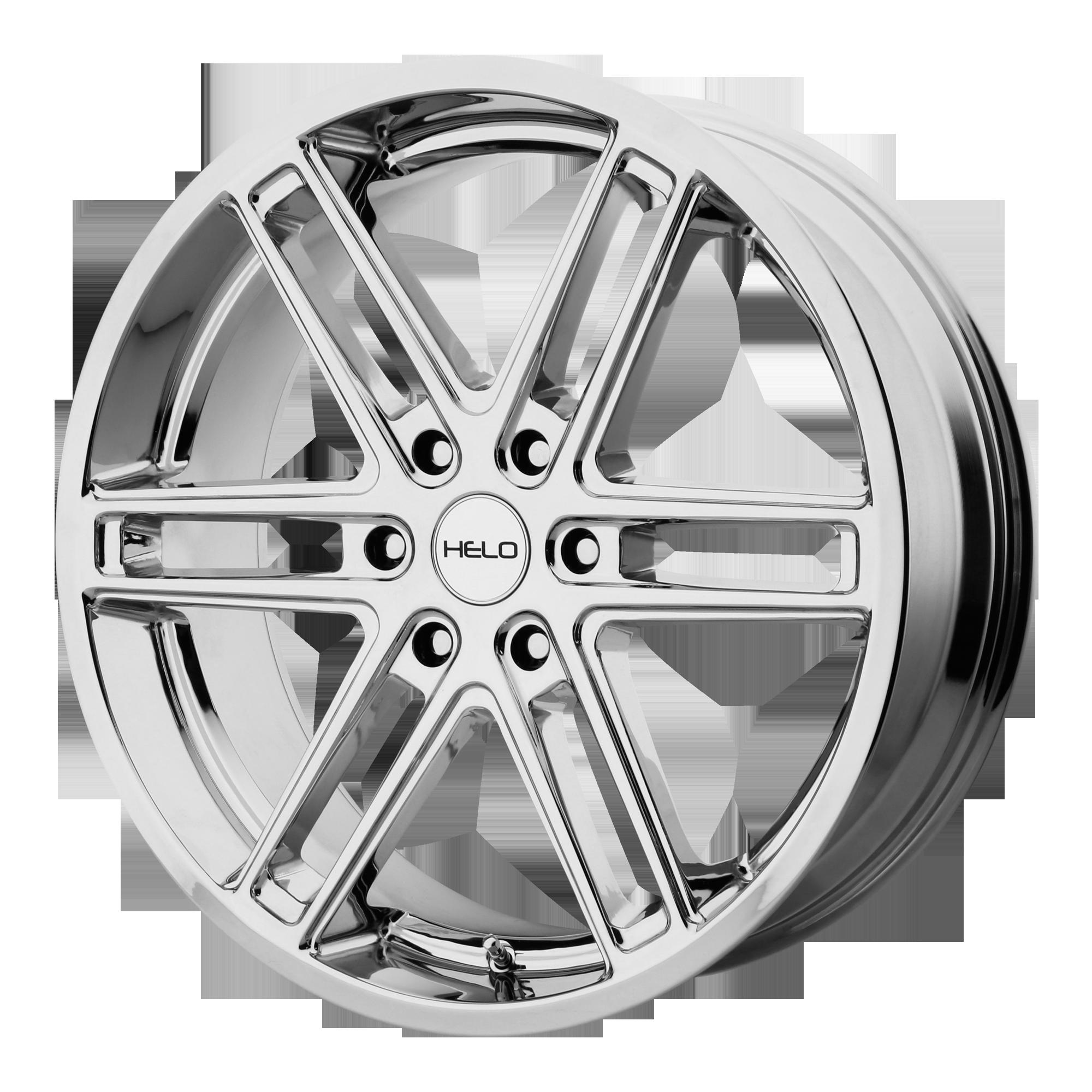 Helo Wheels HE908 Chrome