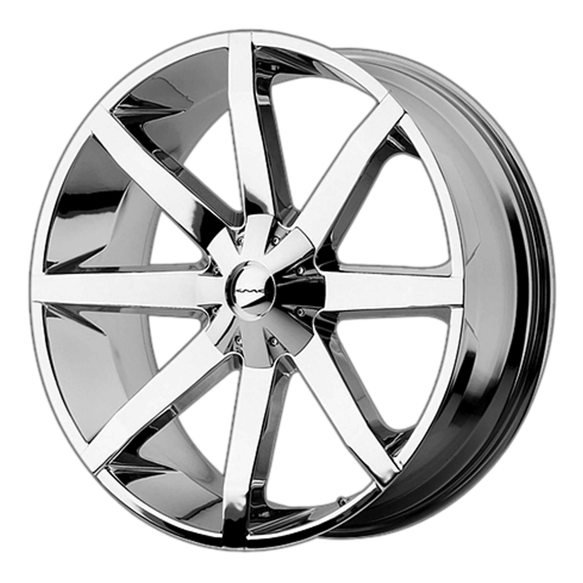 KMC Wheels SLIDE Chrome