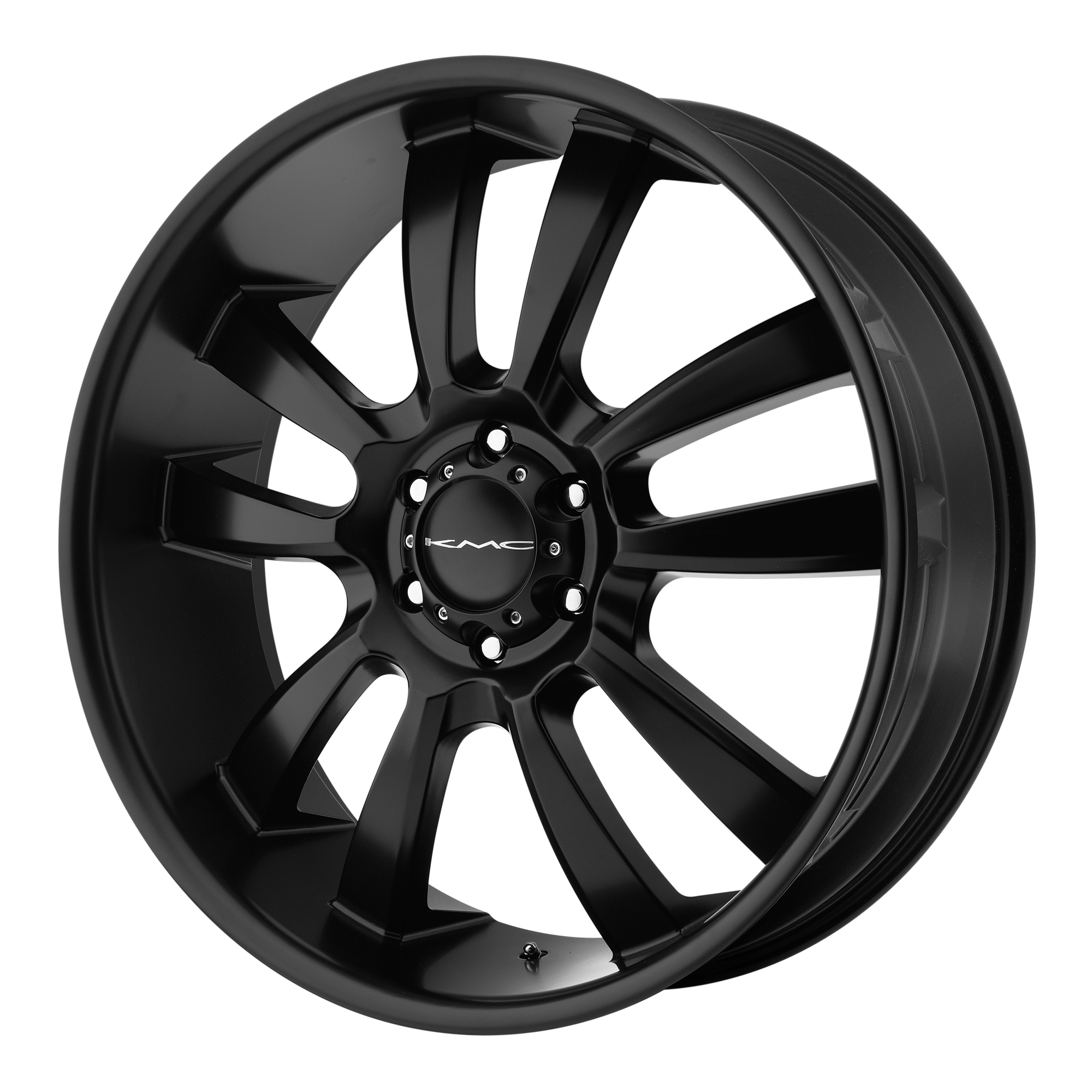 KMC Wheels SKITCH Satin Black