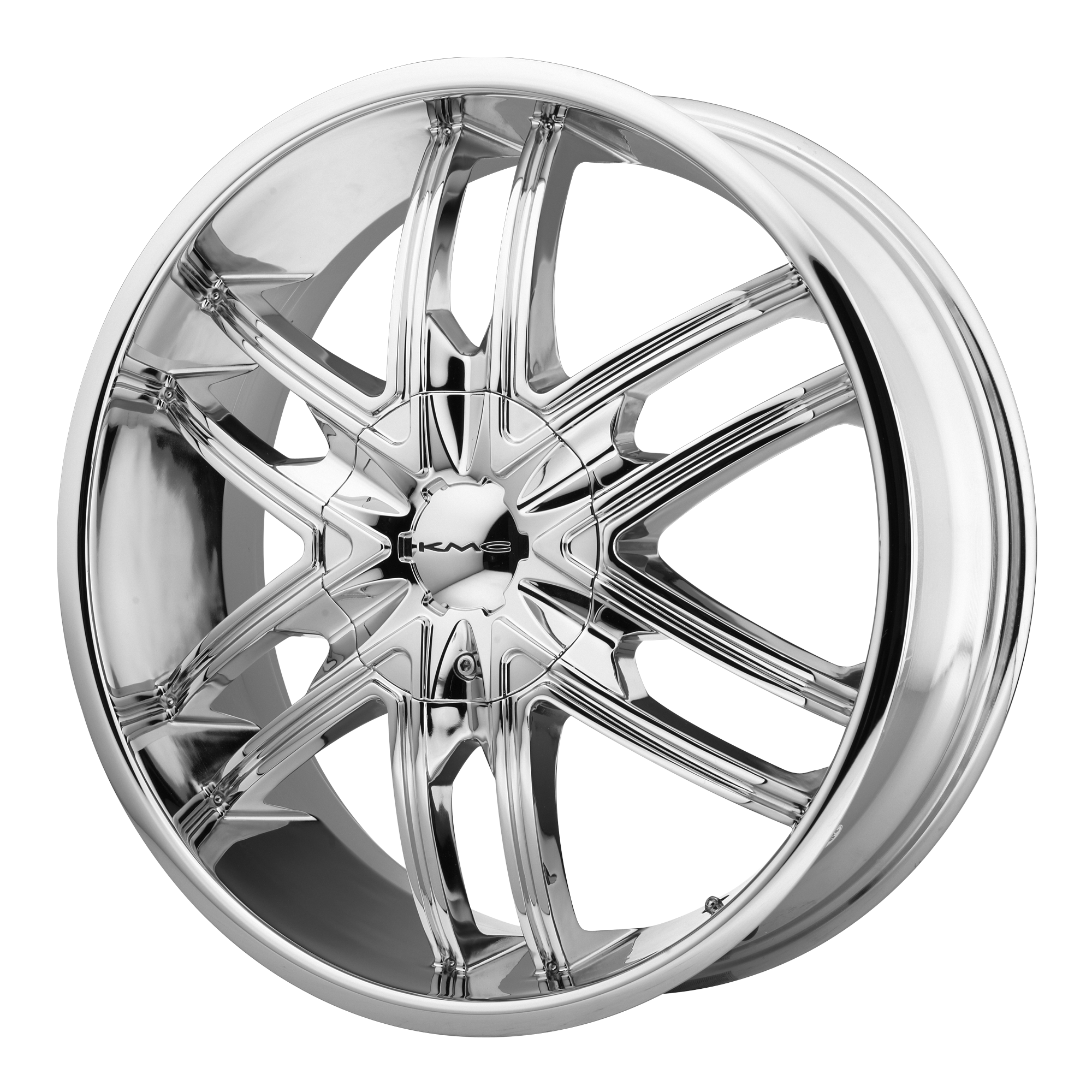 KMC Wheels SPLINTER Chrome