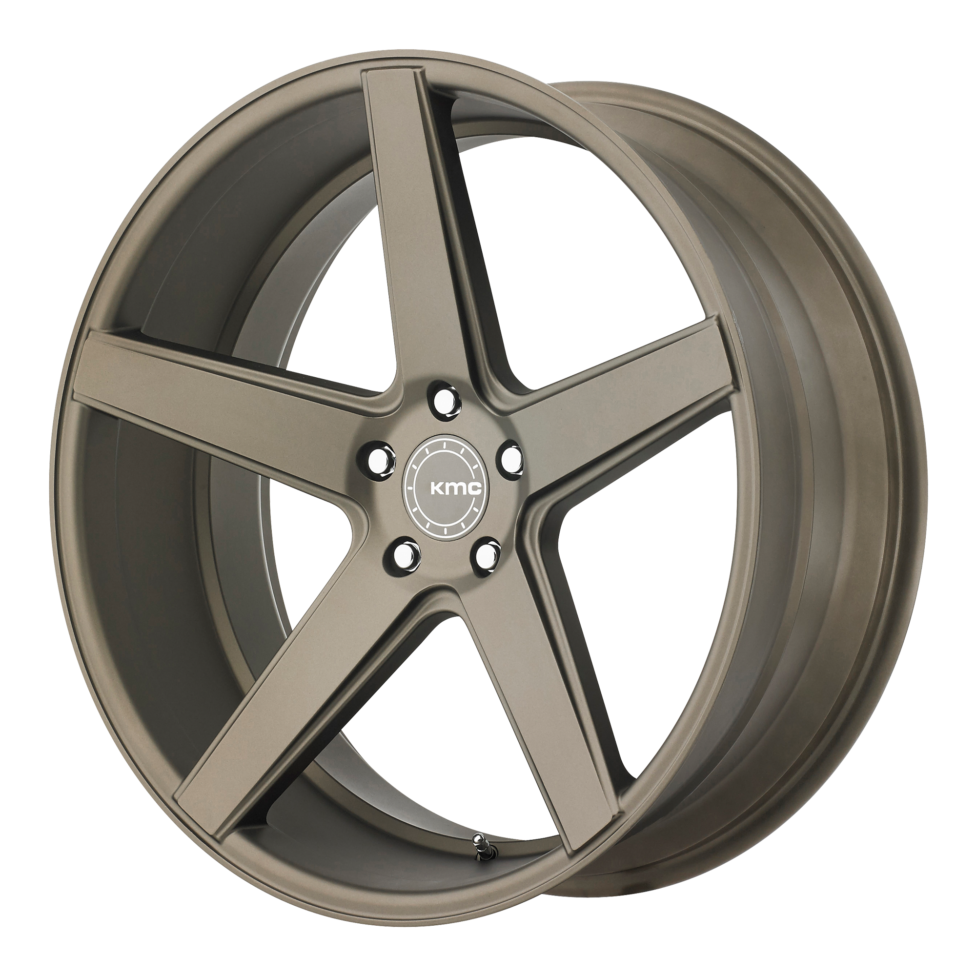 KMC Wheels DISTRICT Matte Bronze