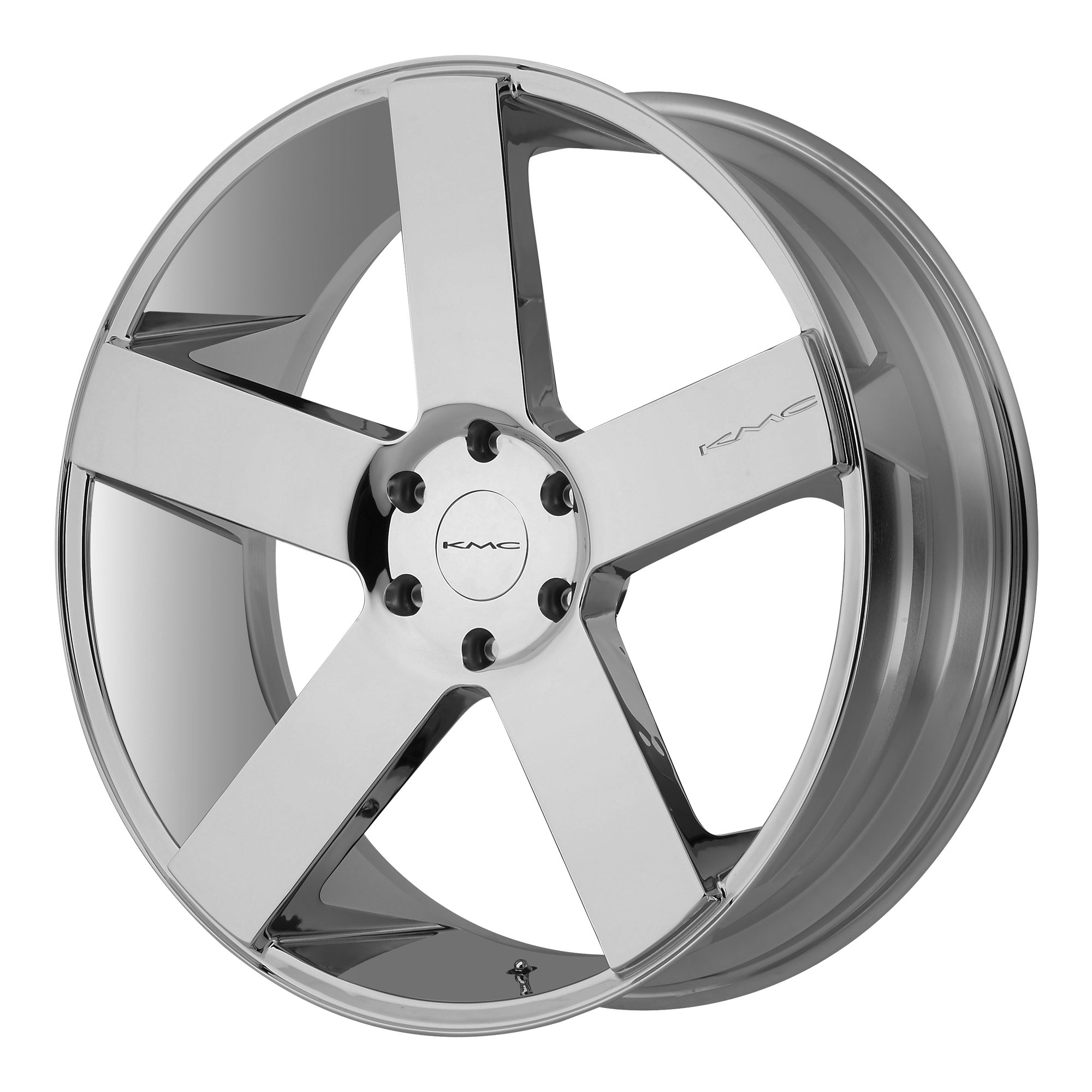 KMC Wheels MC 5 Chrome