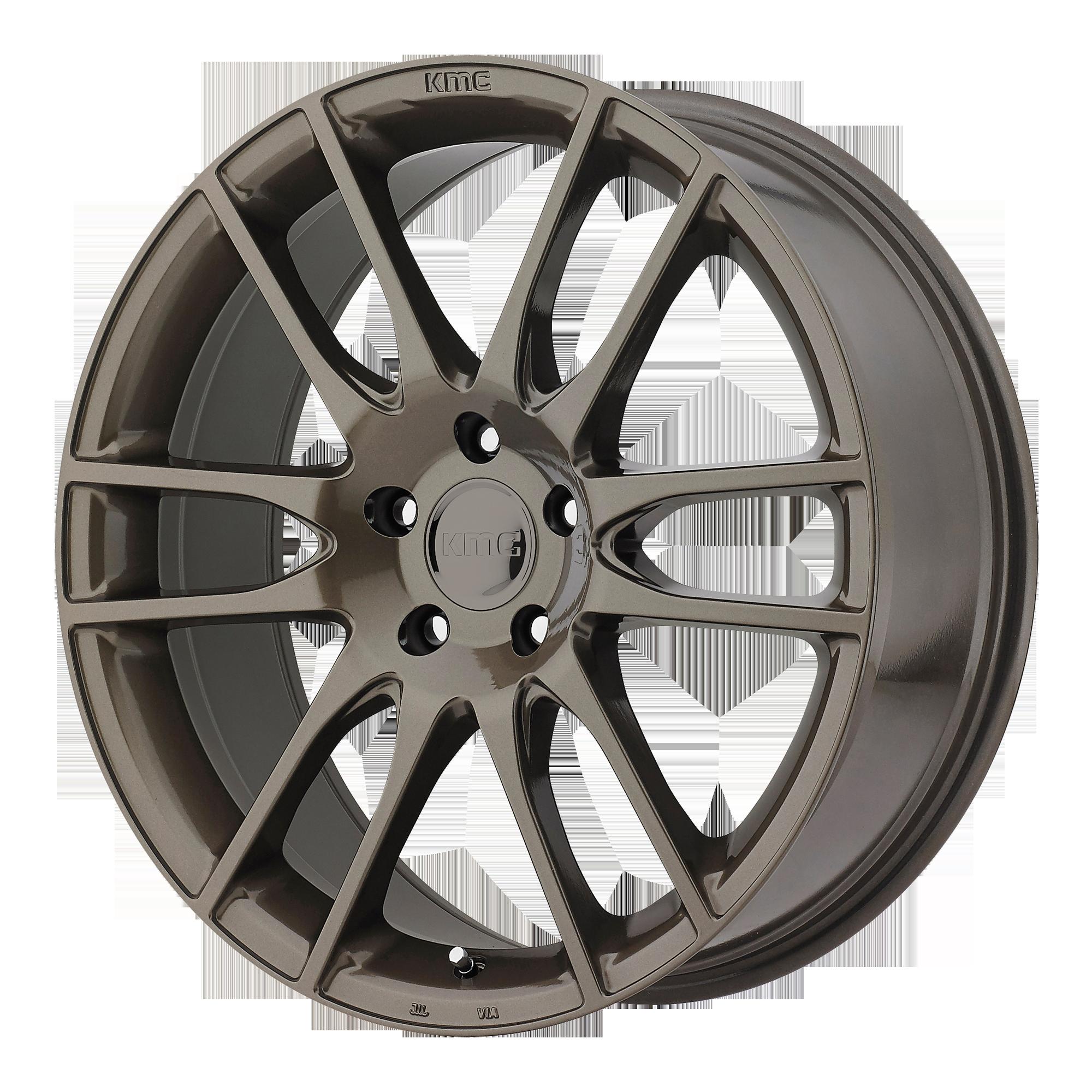 KMC Wheels PIVOT Bronze
