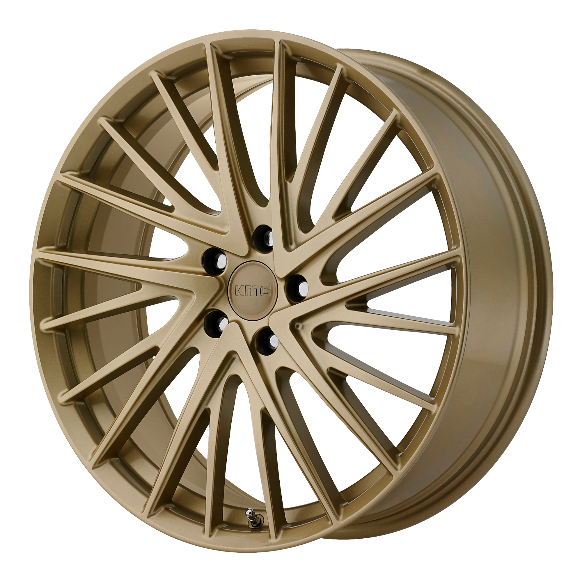 KMC Wheels NEWTON GOLD