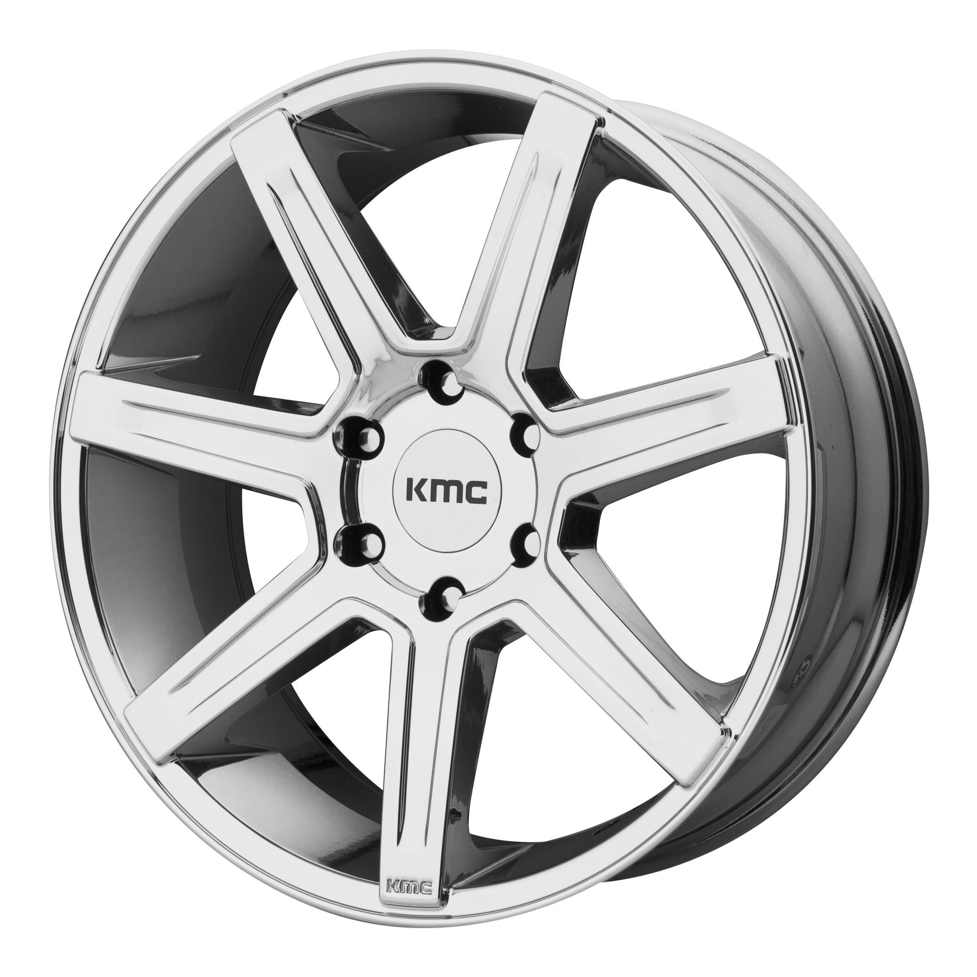 KMC Wheels REVERT Chrome