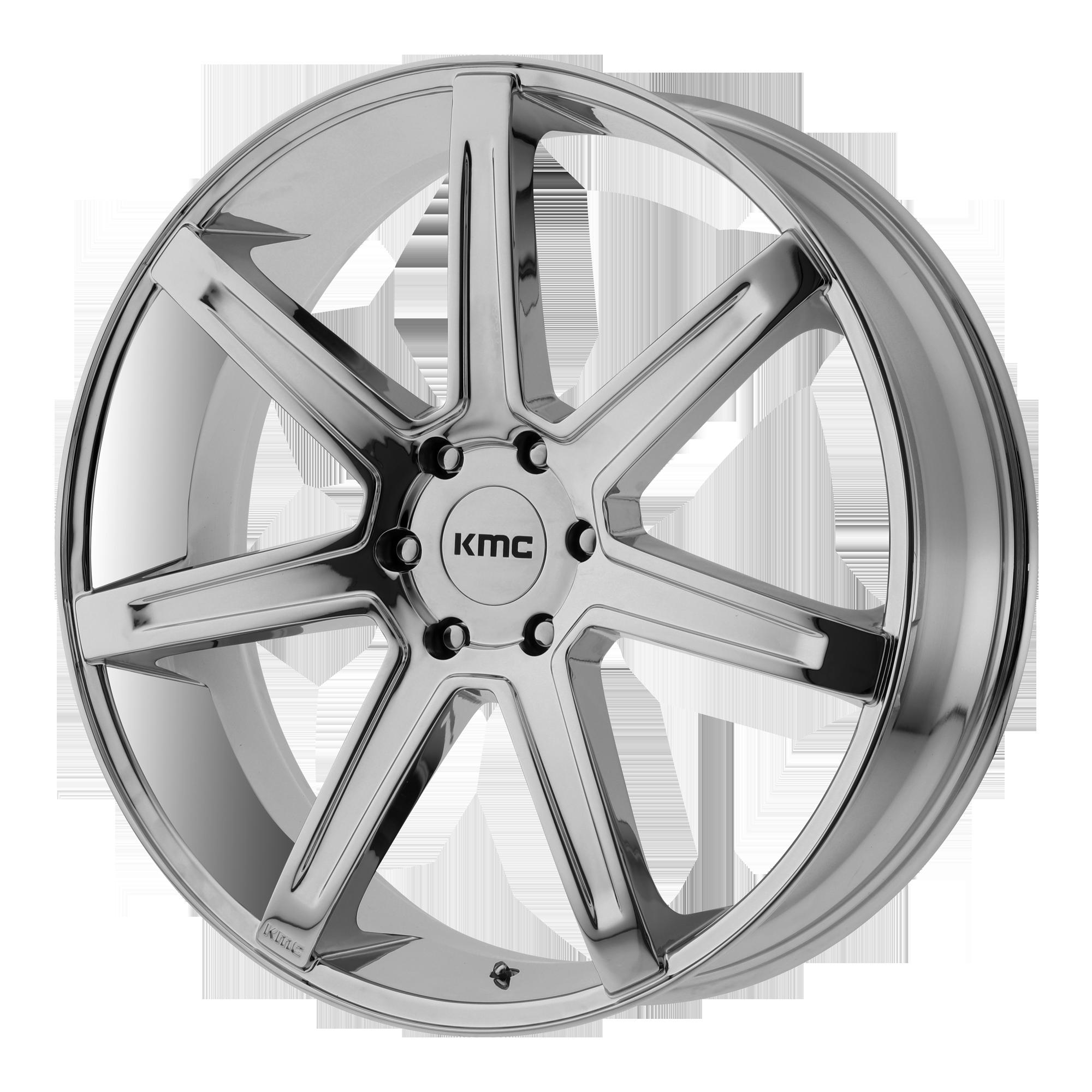 KMC Wheels REVERT PVD # 1