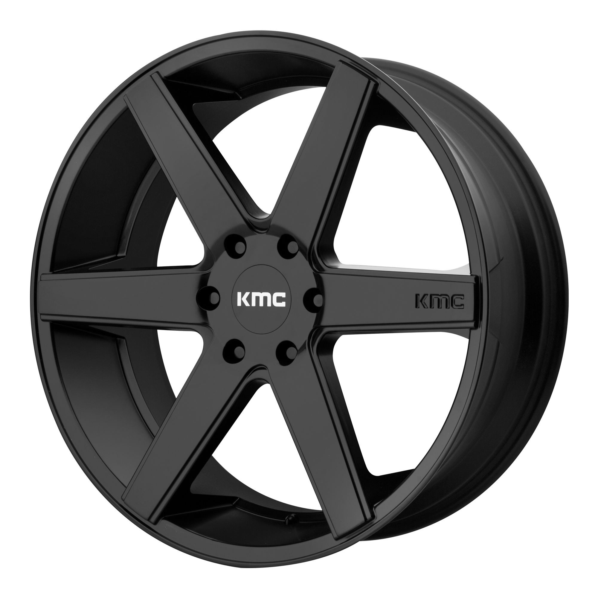 KMC Wheels DISTRICT TRUCK Satin Black