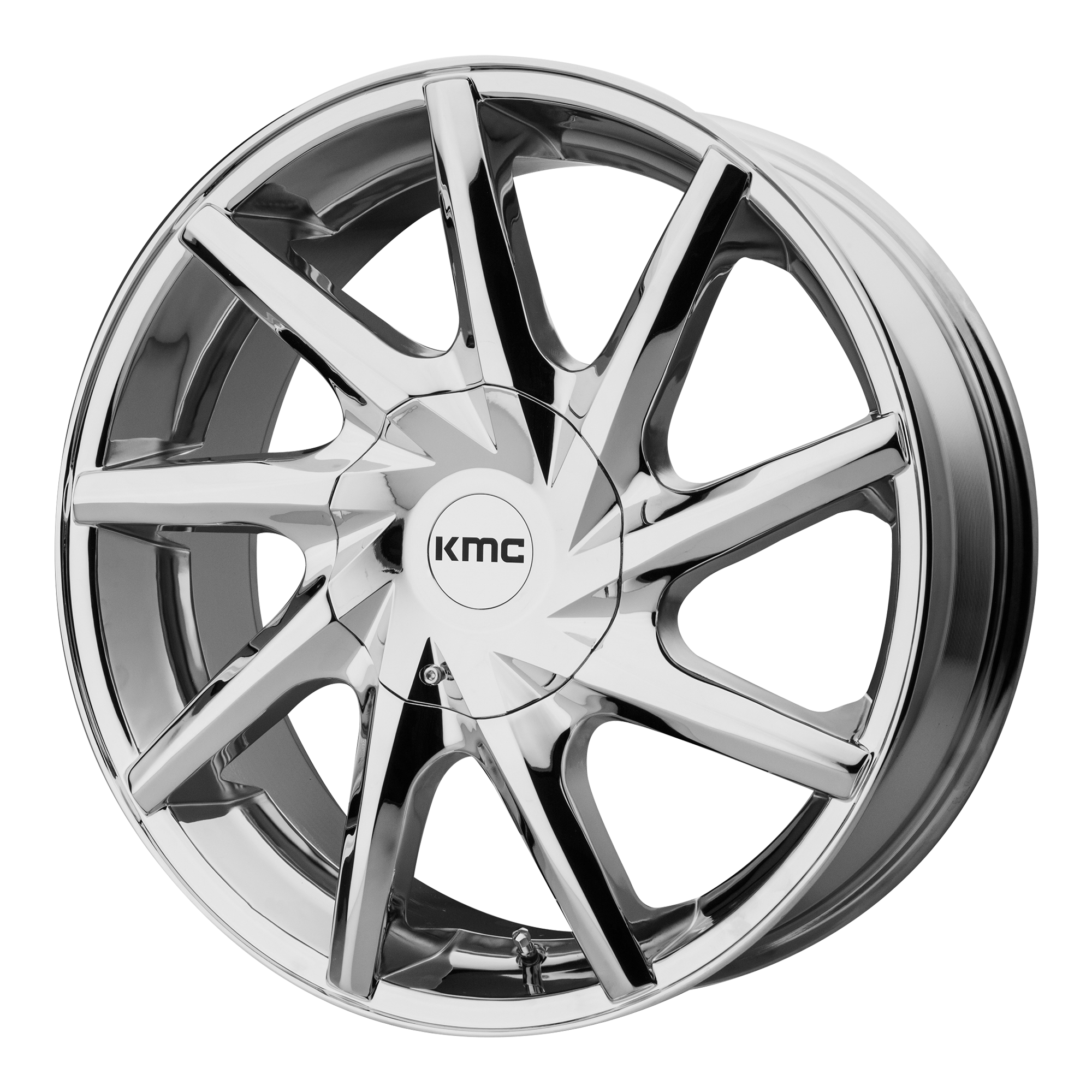 KMC Wheels BURST Chrome