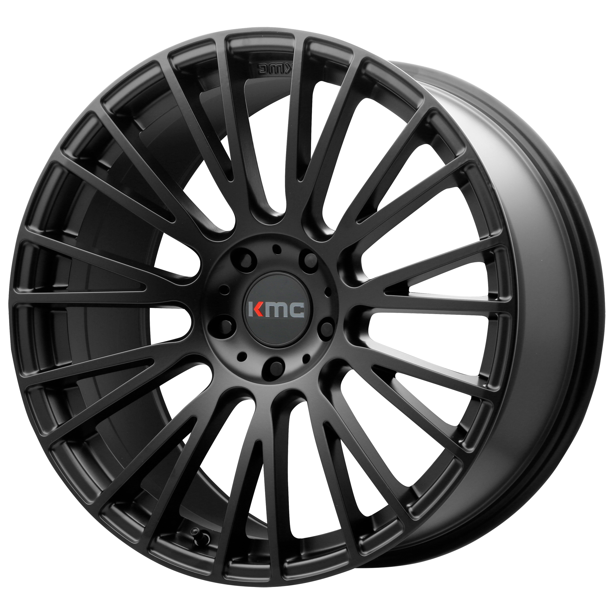 KMC Wheels IMPACT Satin Black