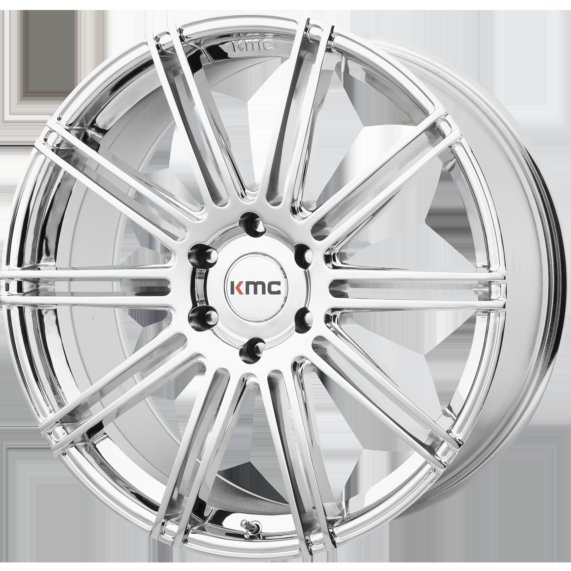 KMC Wheels CHANNEL Chrome