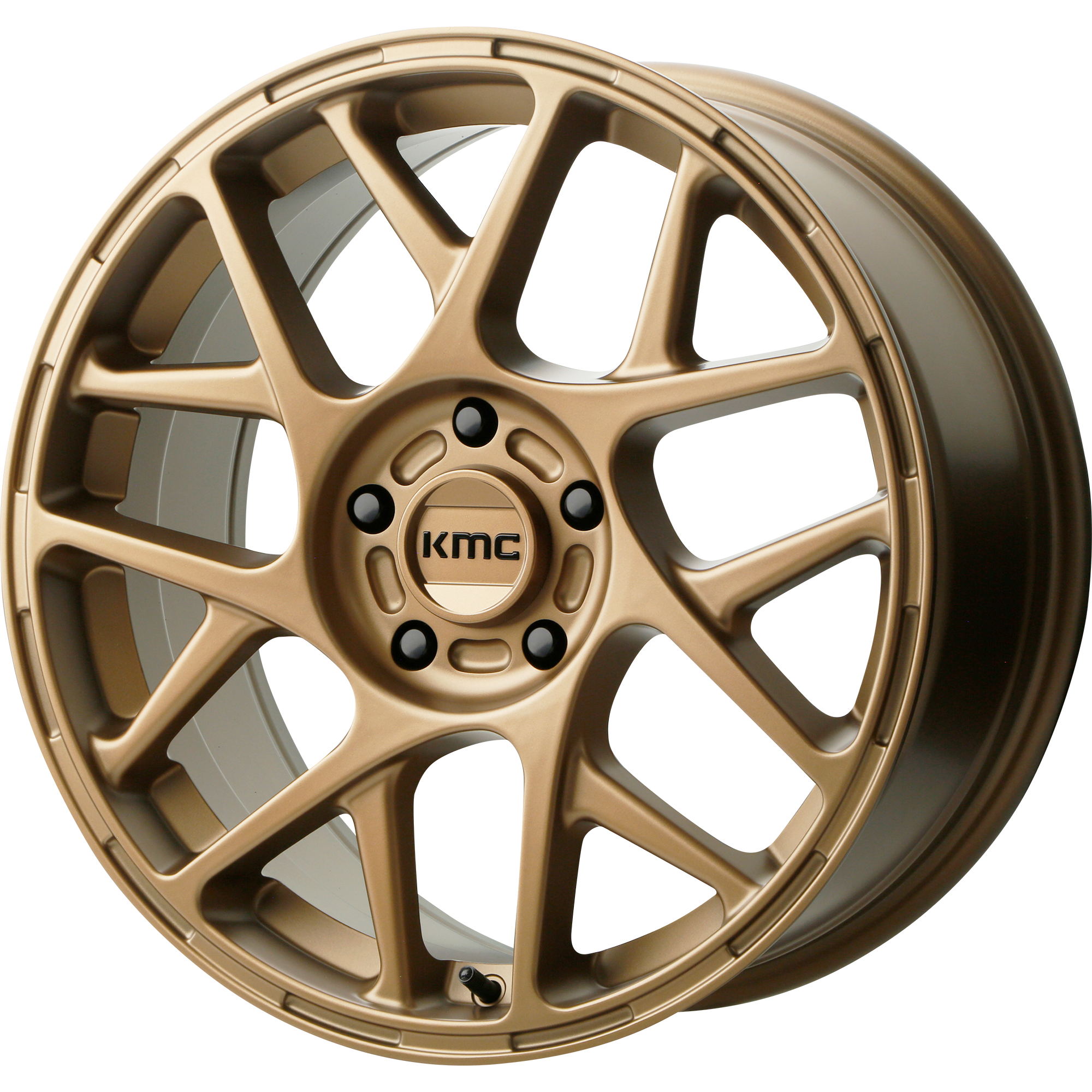 KMC Wheels BULLY Matte Bronze