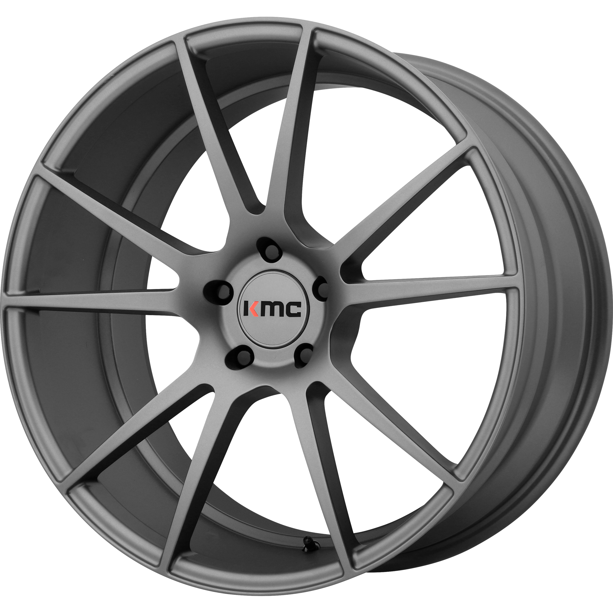 KMC Wheels FLUX CHARCOAL
