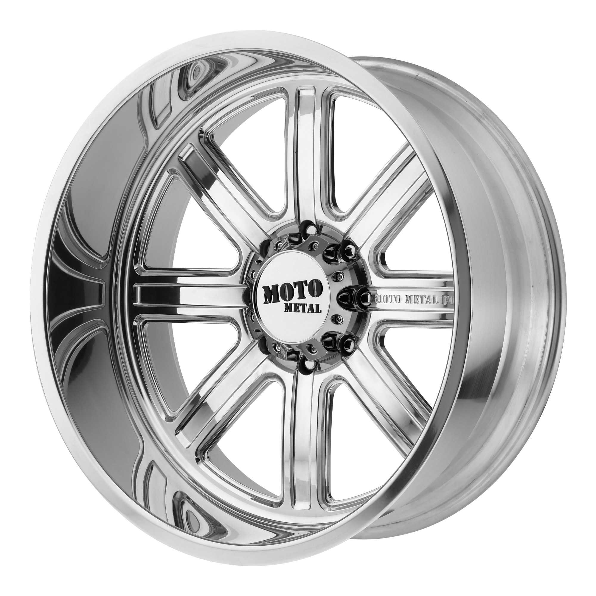 Moto Metal Offroad Wheels MO402 Polished