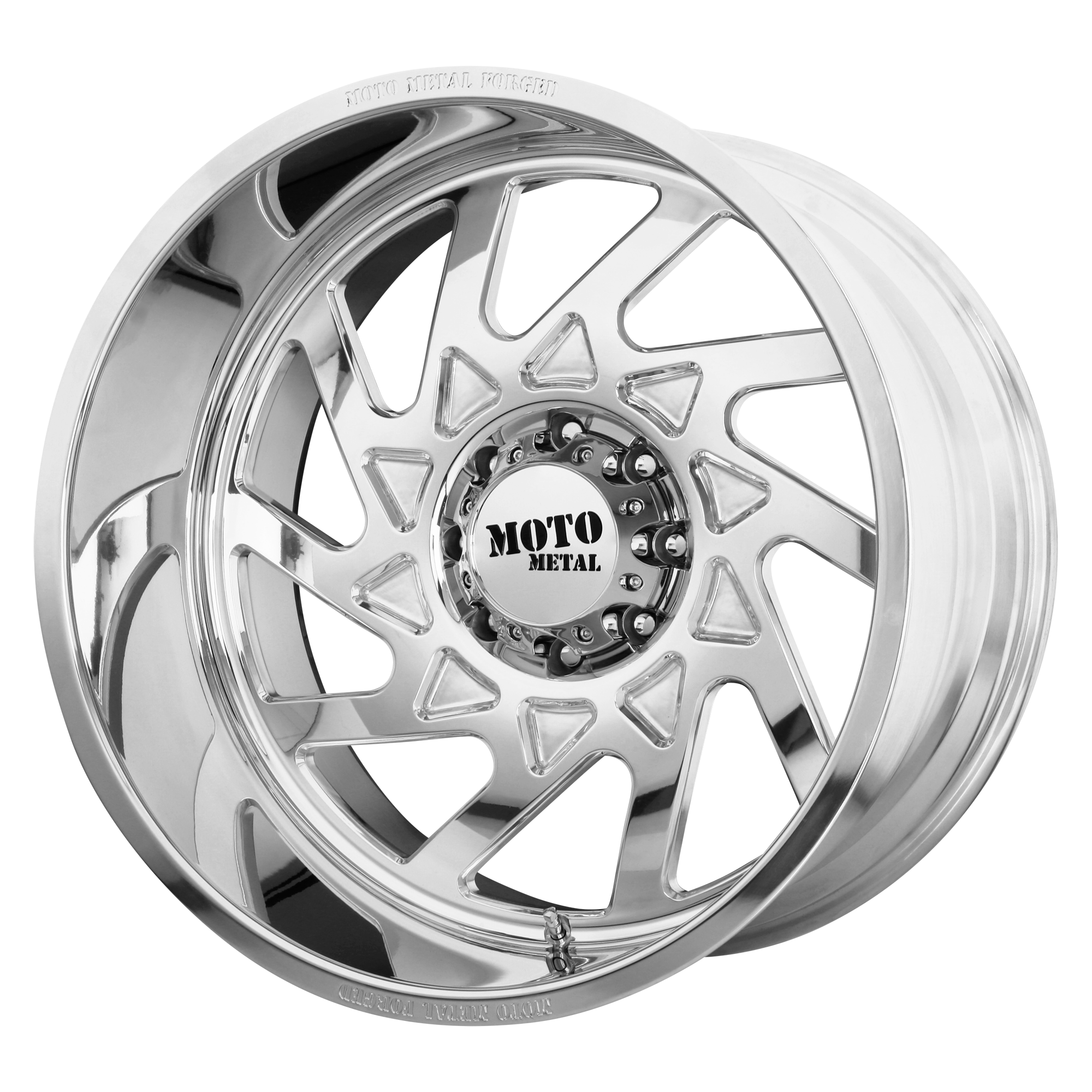 Moto Metal Offroad Wheels MO403 Polished