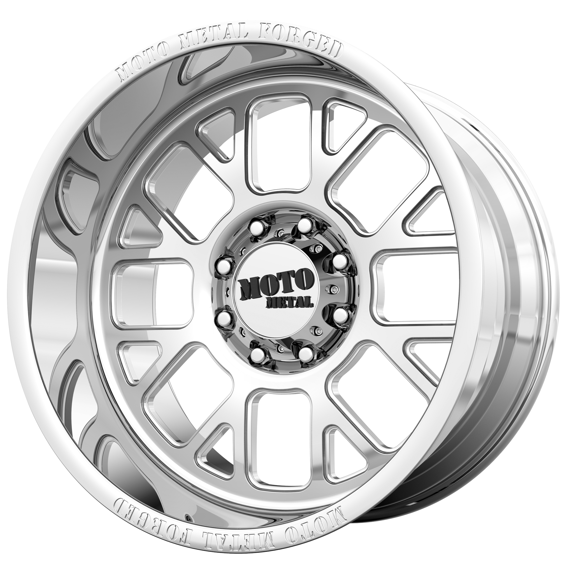 Moto Metal Offroad Wheels MO404 Polished