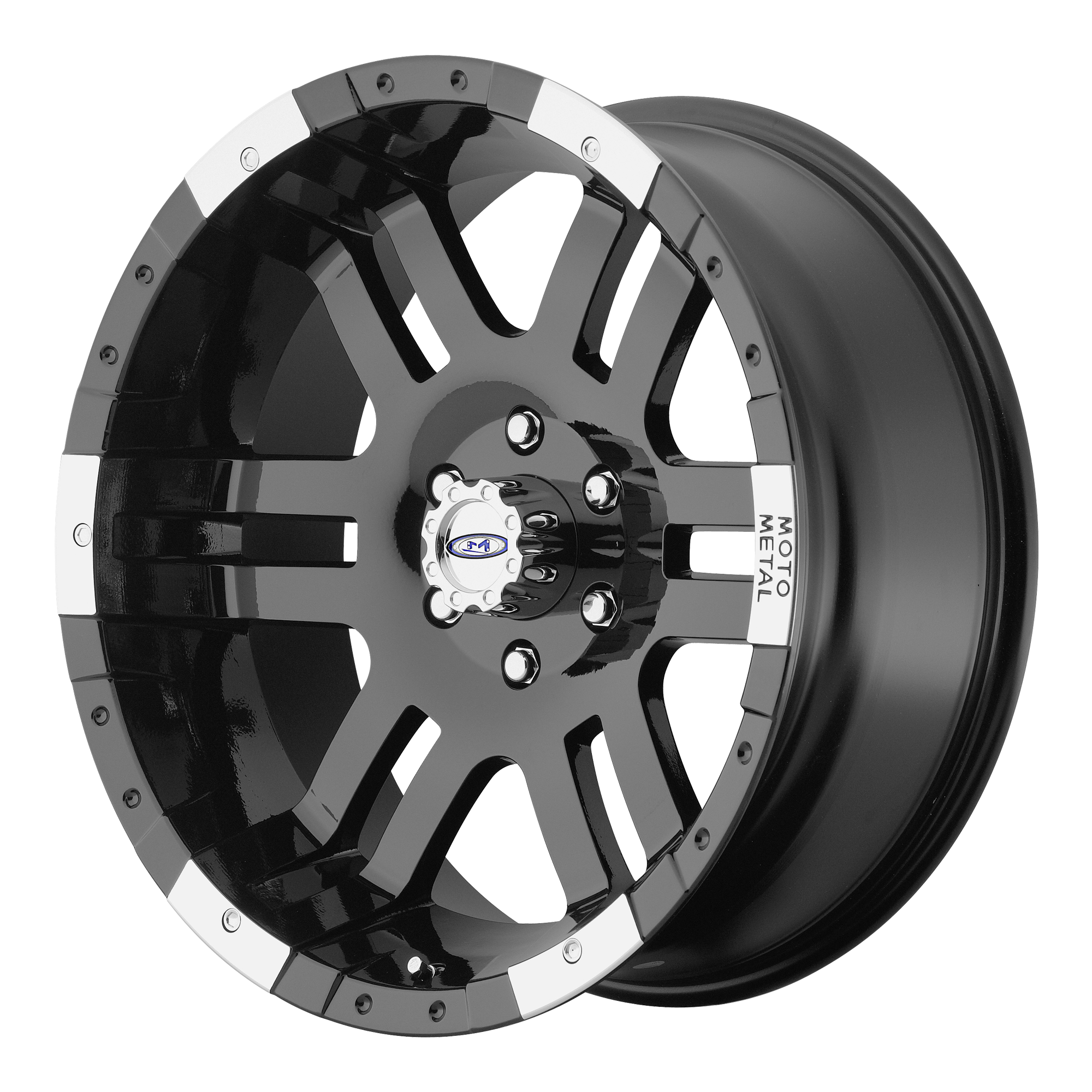 Moto Metal Offroad Wheels MO951 Gloss Black Machined