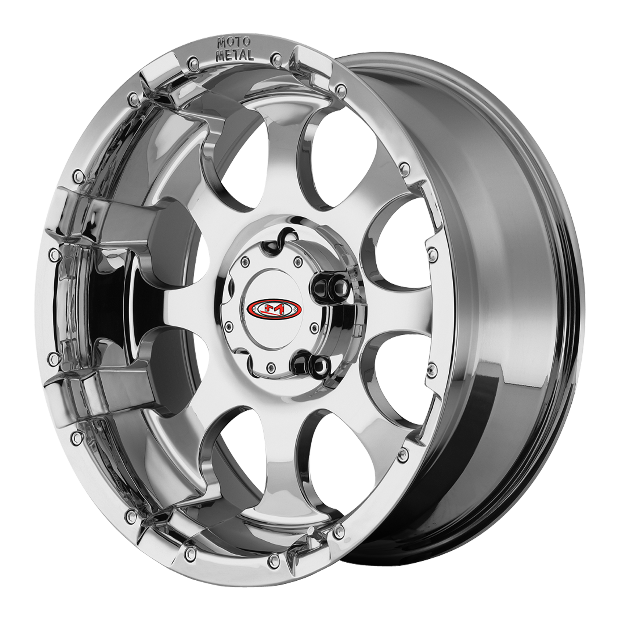 Moto Metal Offroad Wheels MO955 Chrome