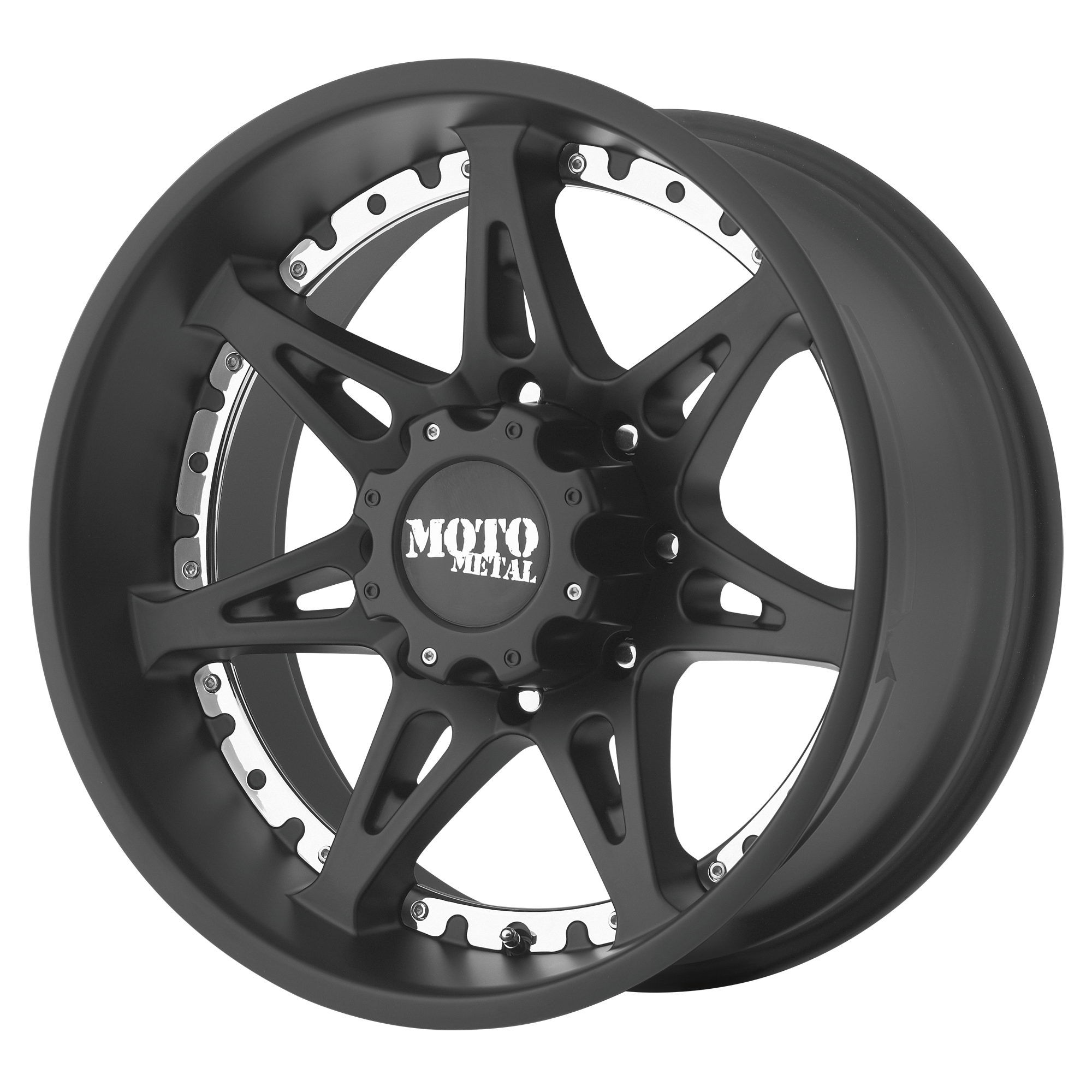 Moto Metal Offroad Wheels MO961 Satin Black