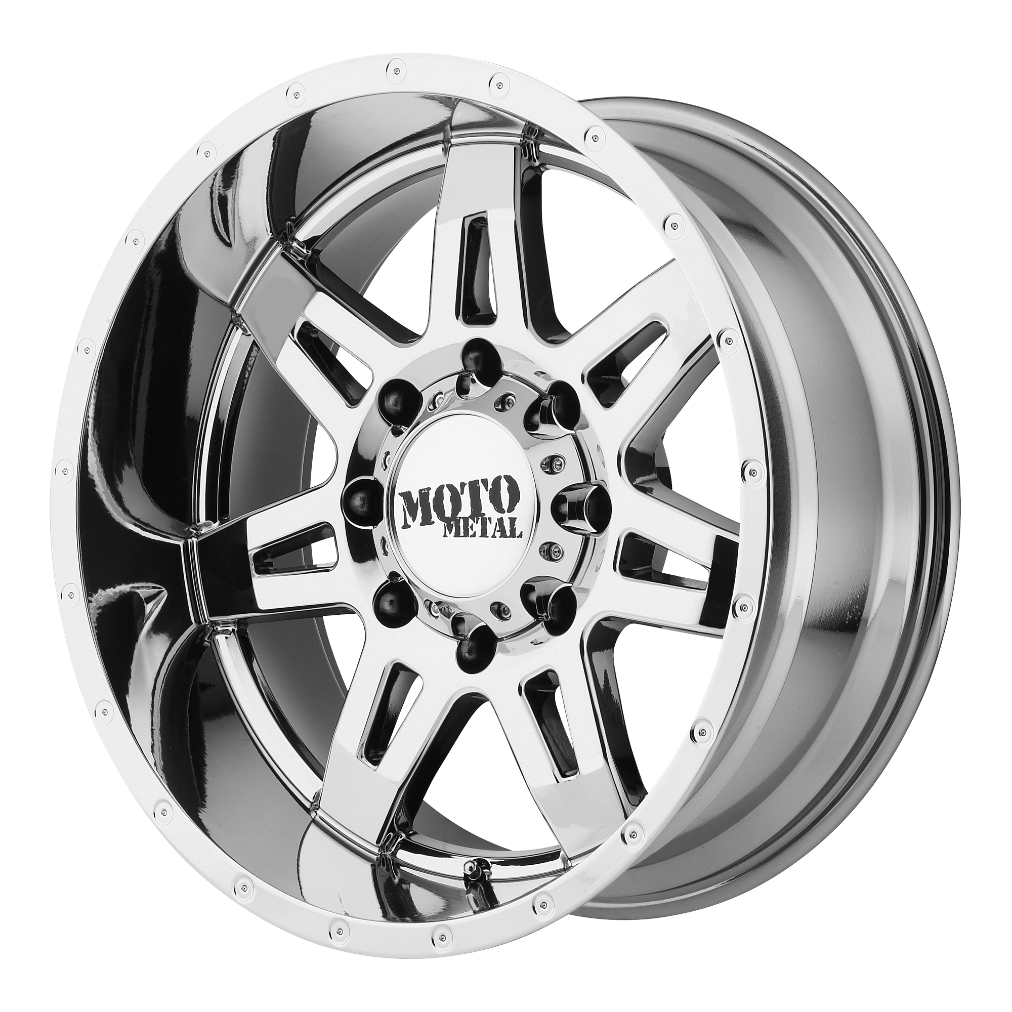 Moto Metal Offroad Wheels MO975 PVD