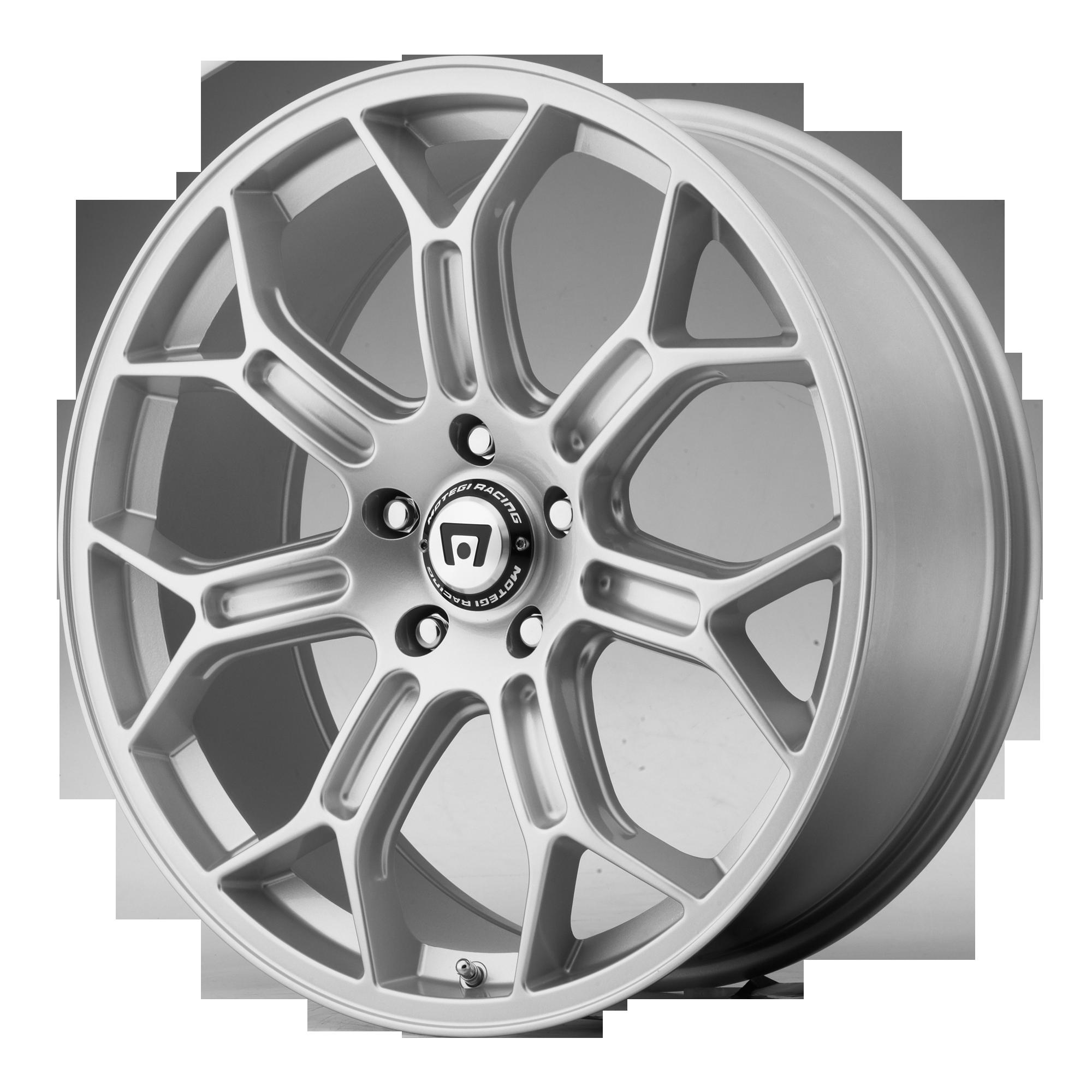 Motegi Racing Wheels TECHNO MESH S RACE Silver