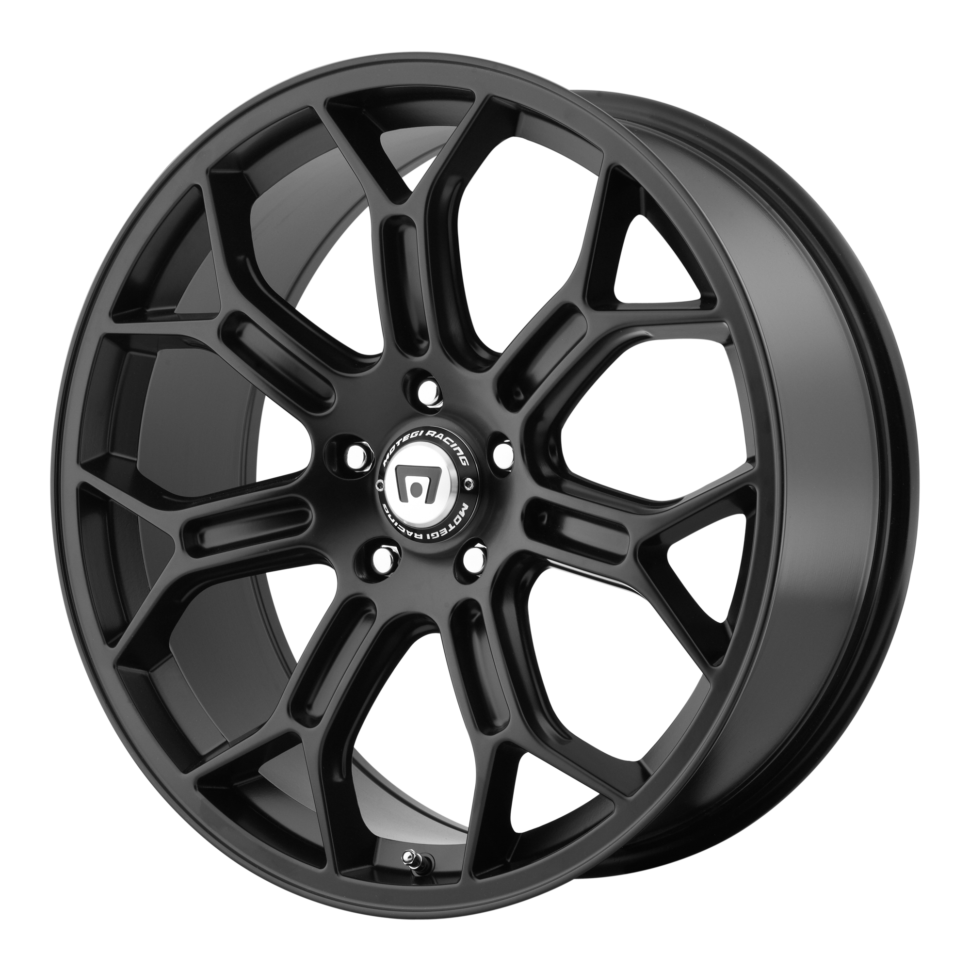 Motegi Racing Wheels TECHNO MESH S Satin Black