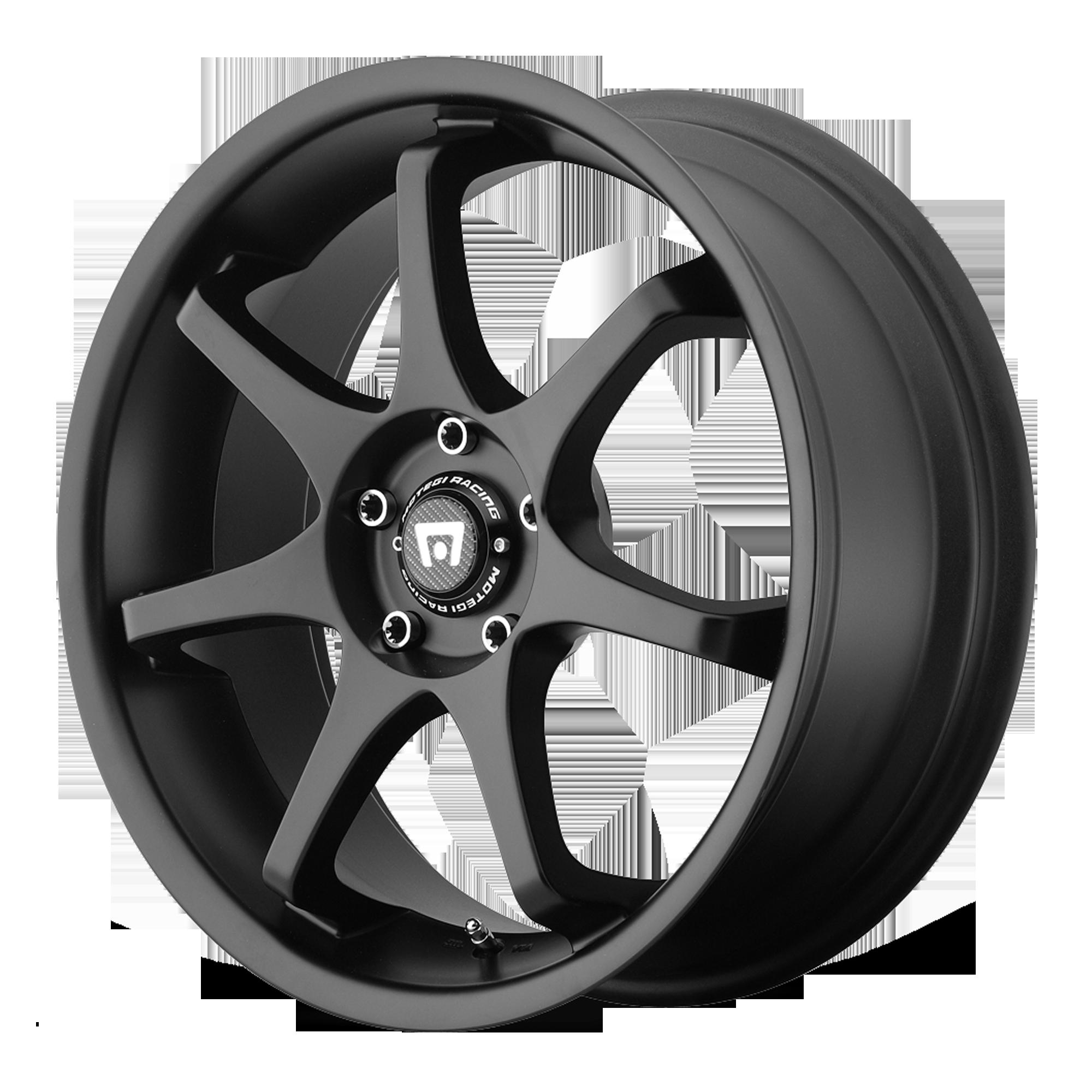 Motegi Racing Wheels MR125 Satin Black